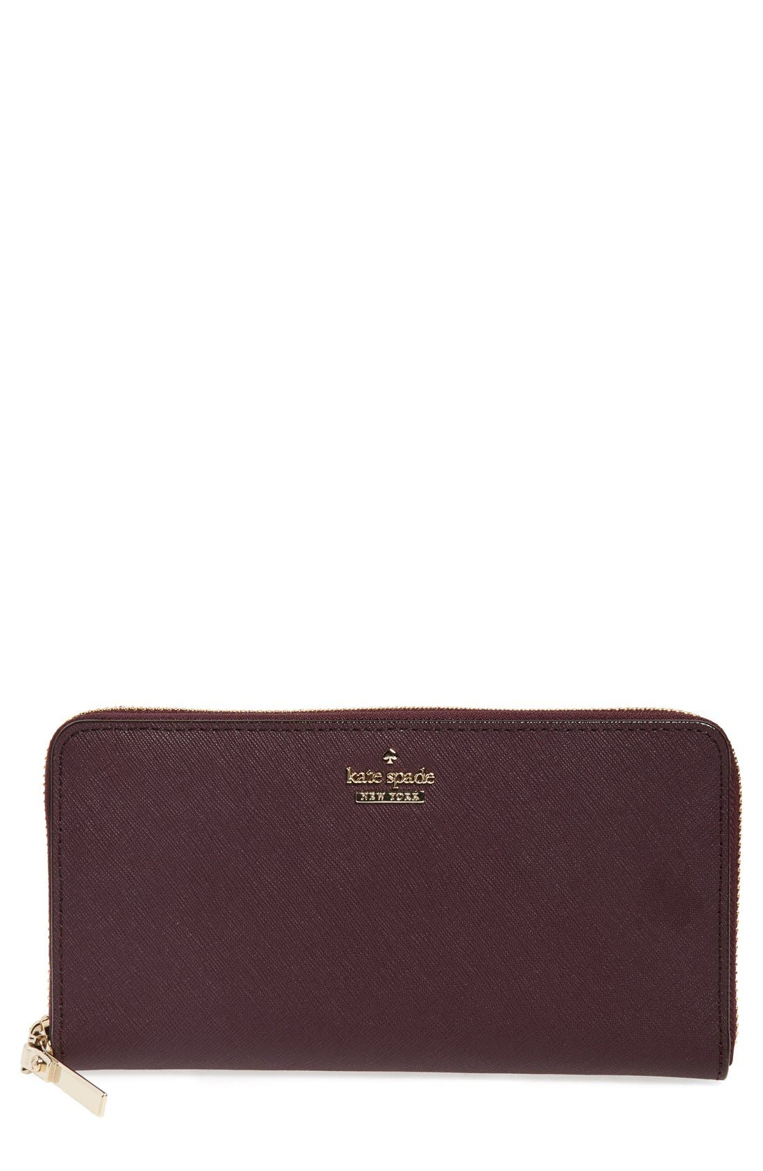 'cameron street - lacey' leather wallet,                             Main thumbnail 12, color,