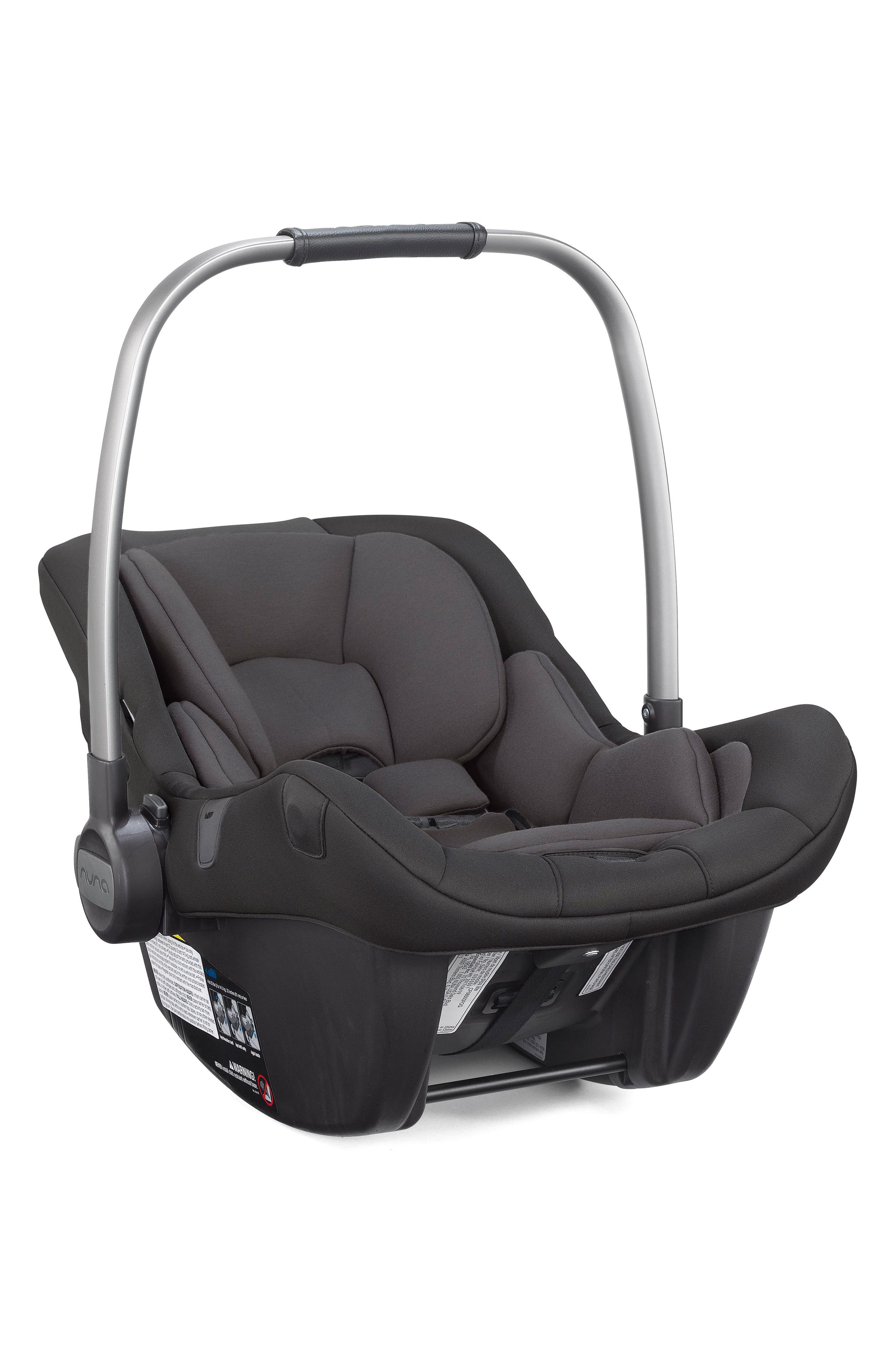 2017 PIPA<sup>™</sup> Lite LX Infant Car Seat & Base,                             Alternate thumbnail 6, color,                             STONE