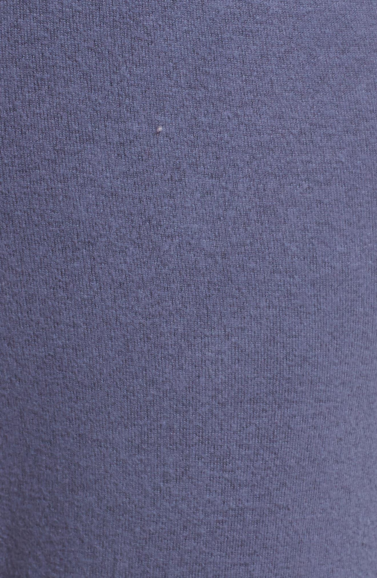 Good Vibes Jogger Pants,                             Alternate thumbnail 5, color,                             BLUE SHADOW