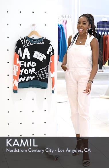 X Shantell Martin Sweatshirt, sales video thumbnail