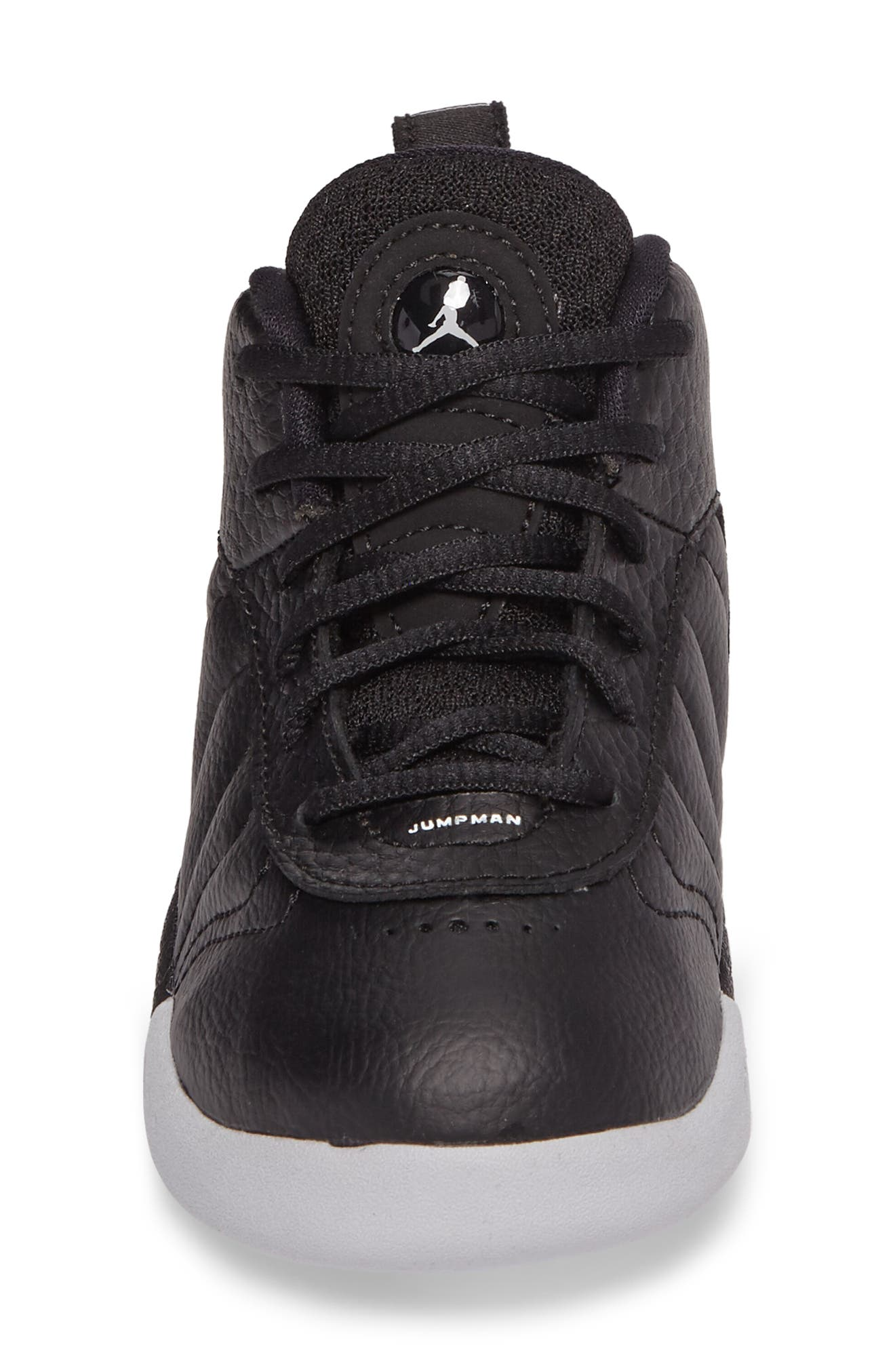 Jordan Jumpman Pro BT Mid Top Sneaker,                             Alternate thumbnail 4, color,                             012