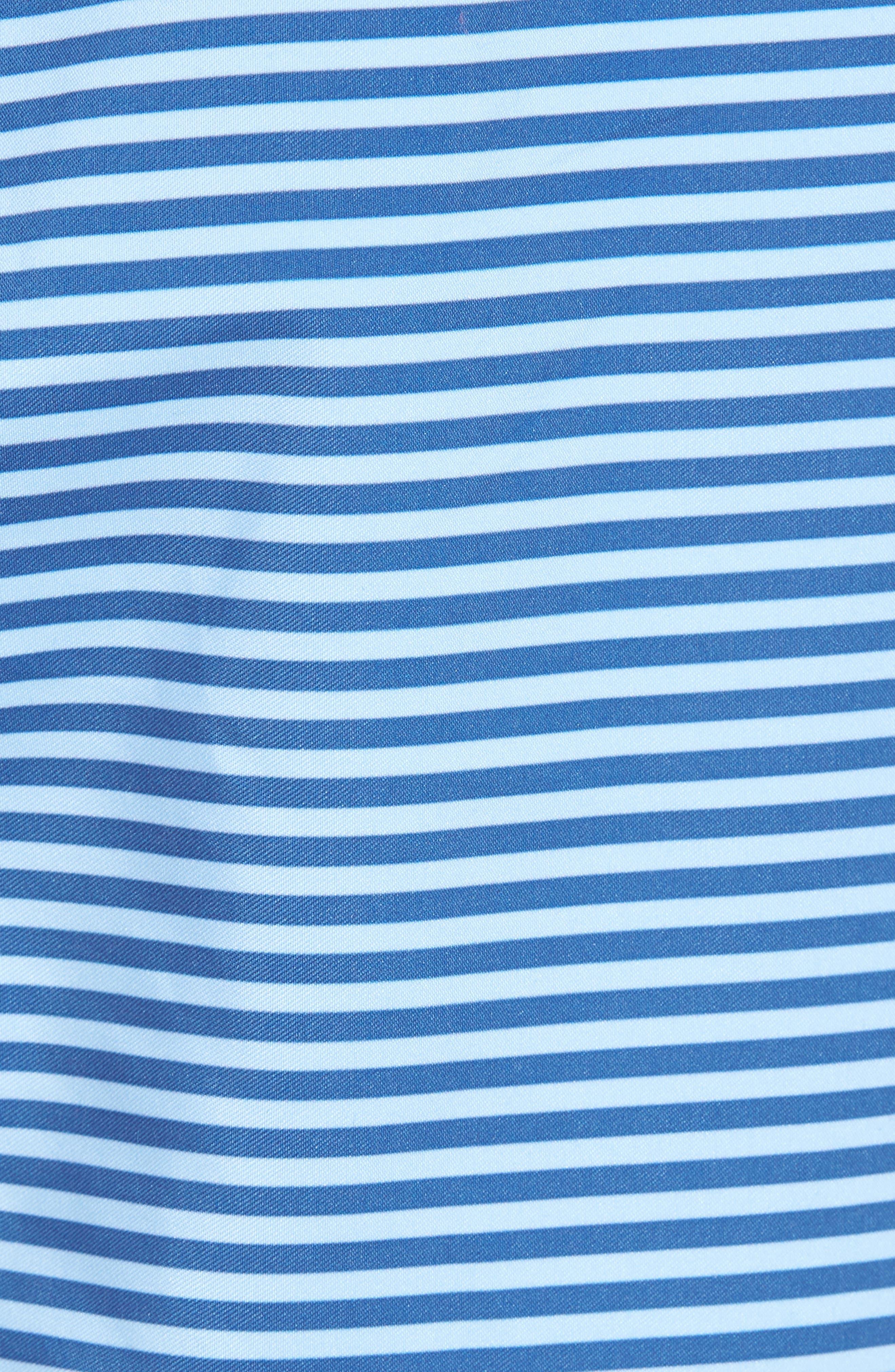 Chappy Stiles Point Swim Trunks,                             Alternate thumbnail 5, color,                             461
