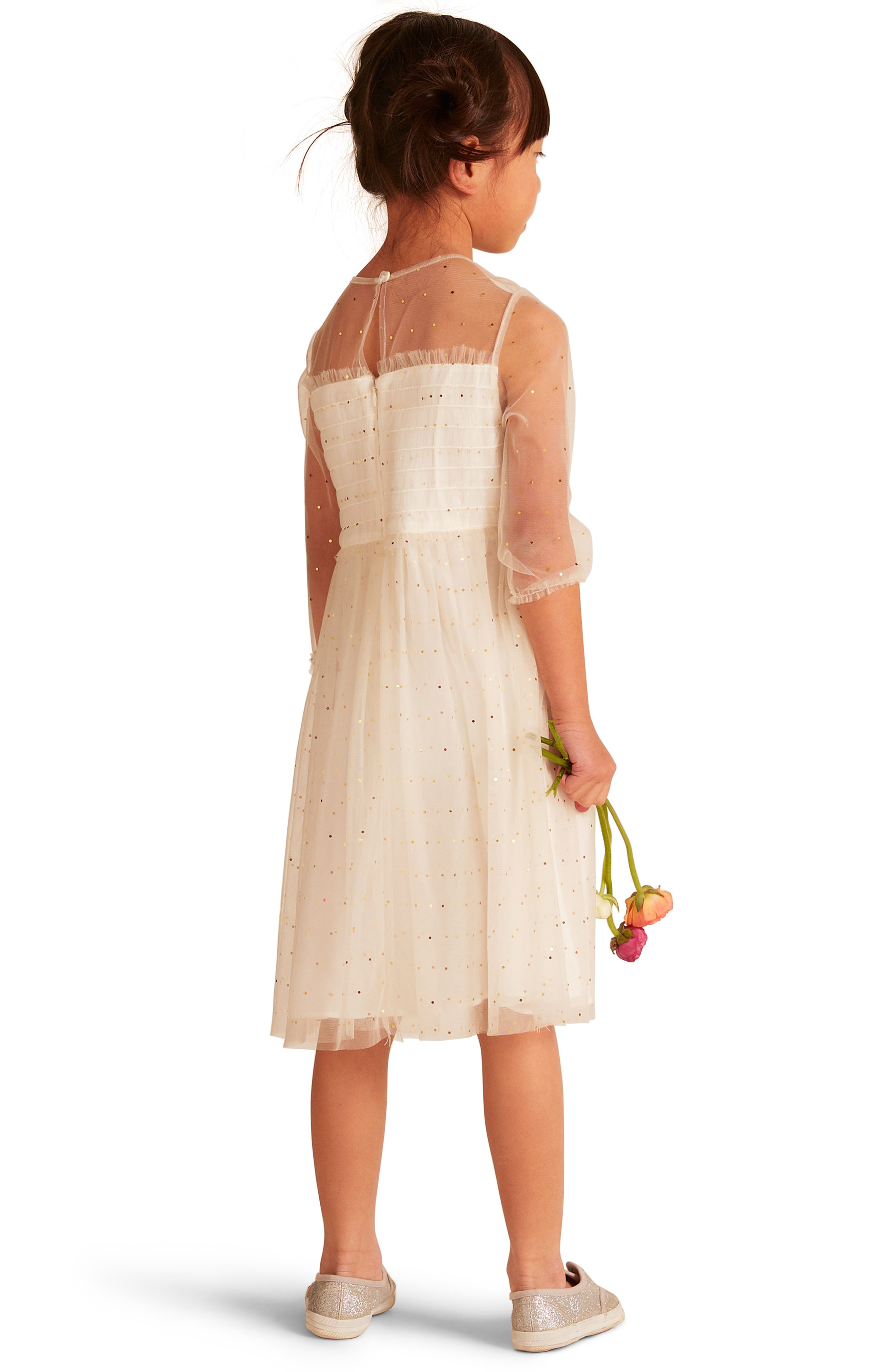 Laura Dress,                             Alternate thumbnail 3, color,                             900