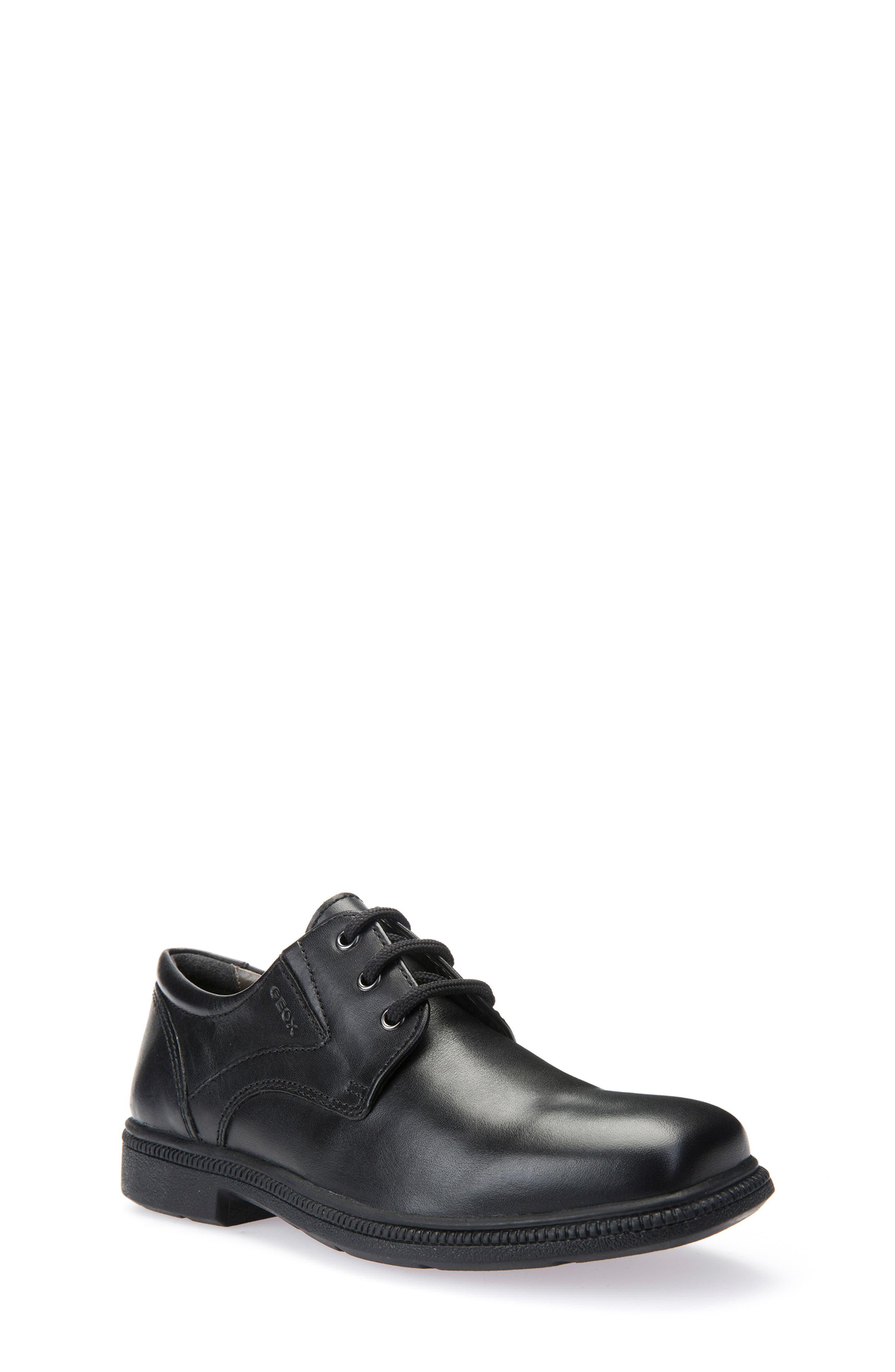 'Federico' Oxford,                         Main,                         color, BLACK