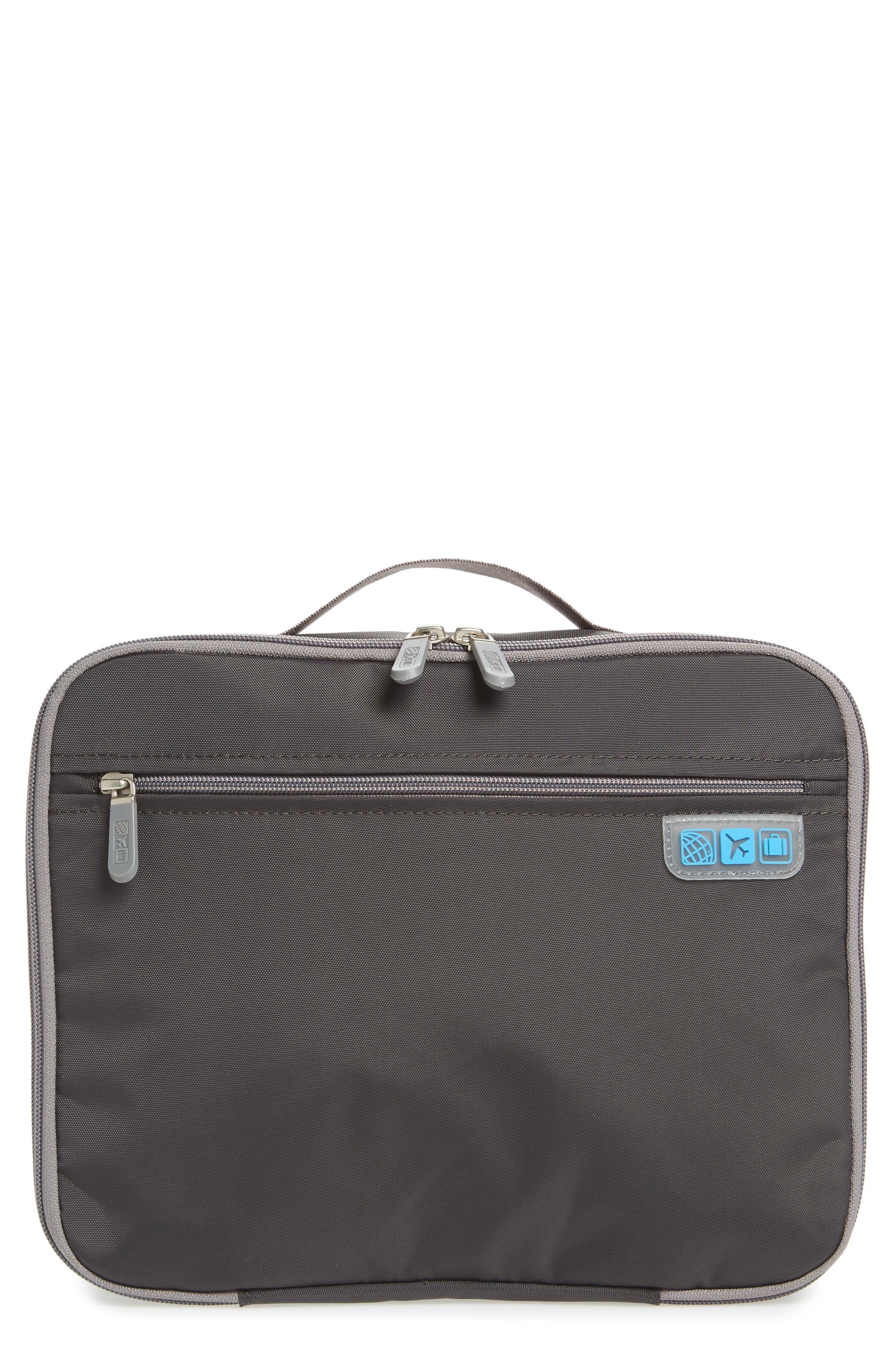 Seat Pak Pro Plane Seat Organizer,                         Main,                         color, 020