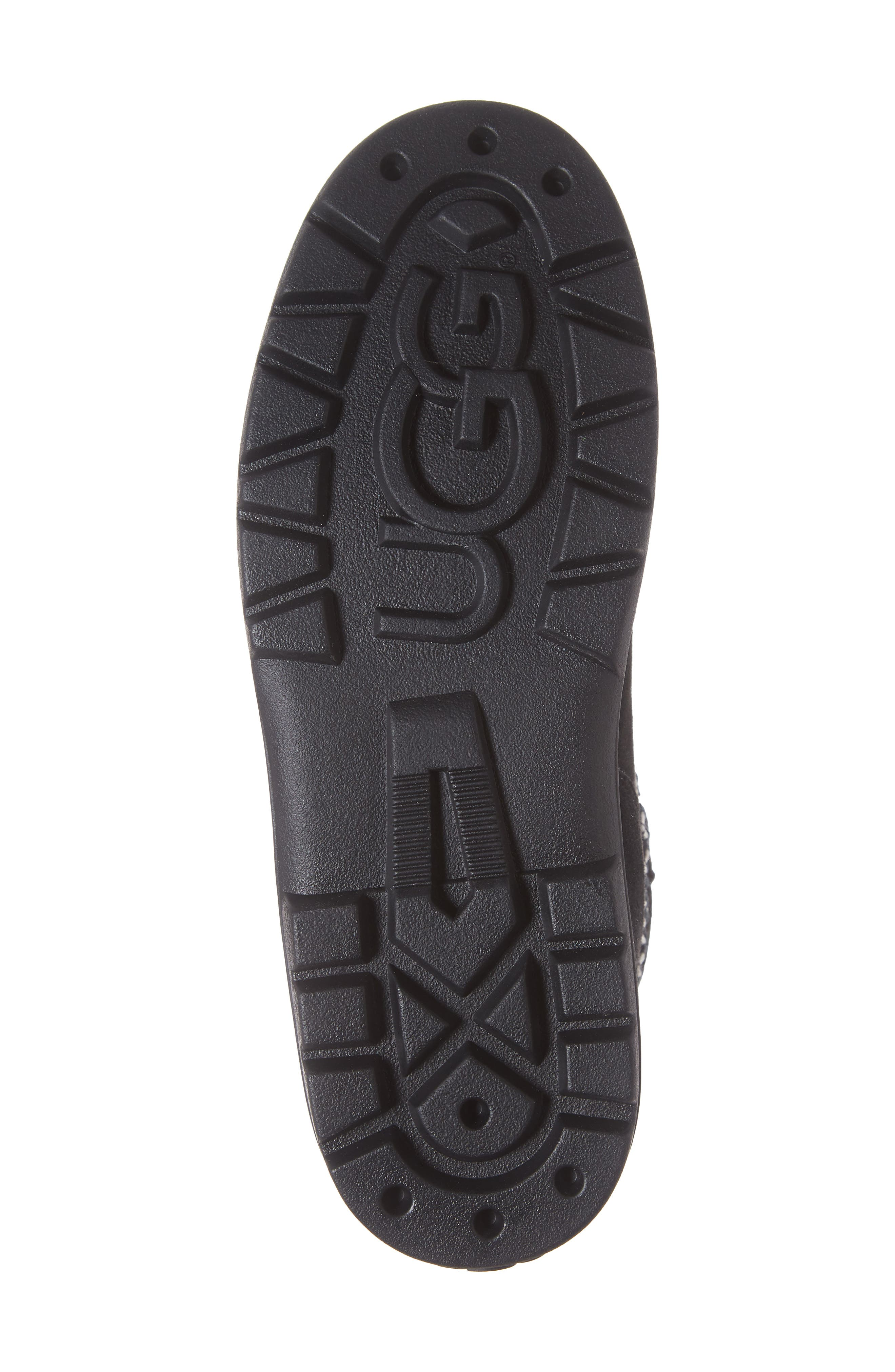 Sundance Revival Genuine Shearling Boot,                             Alternate thumbnail 7, color,                             BLACK