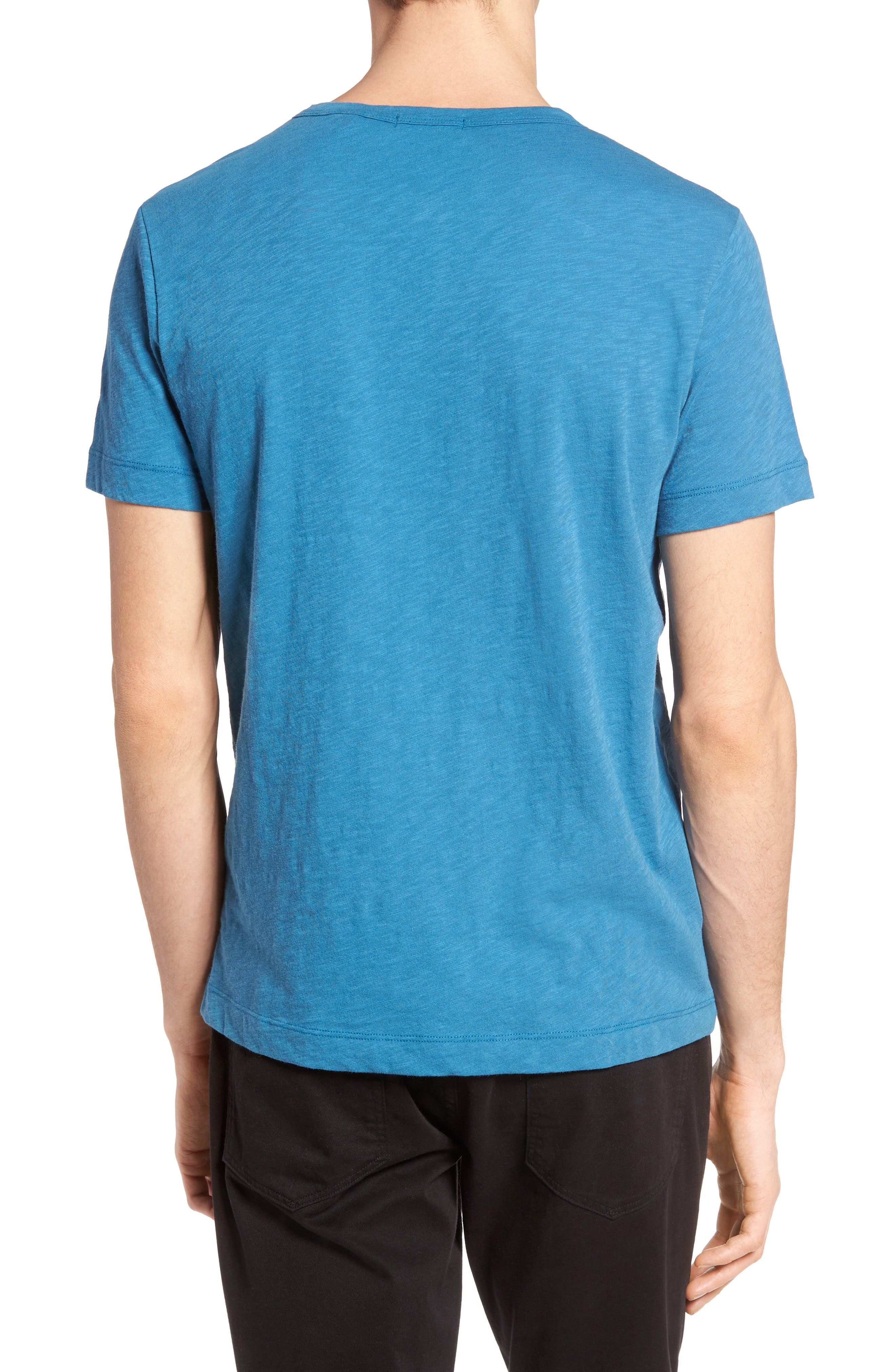 Gaskell Henley T-Shirt,                             Alternate thumbnail 14, color,