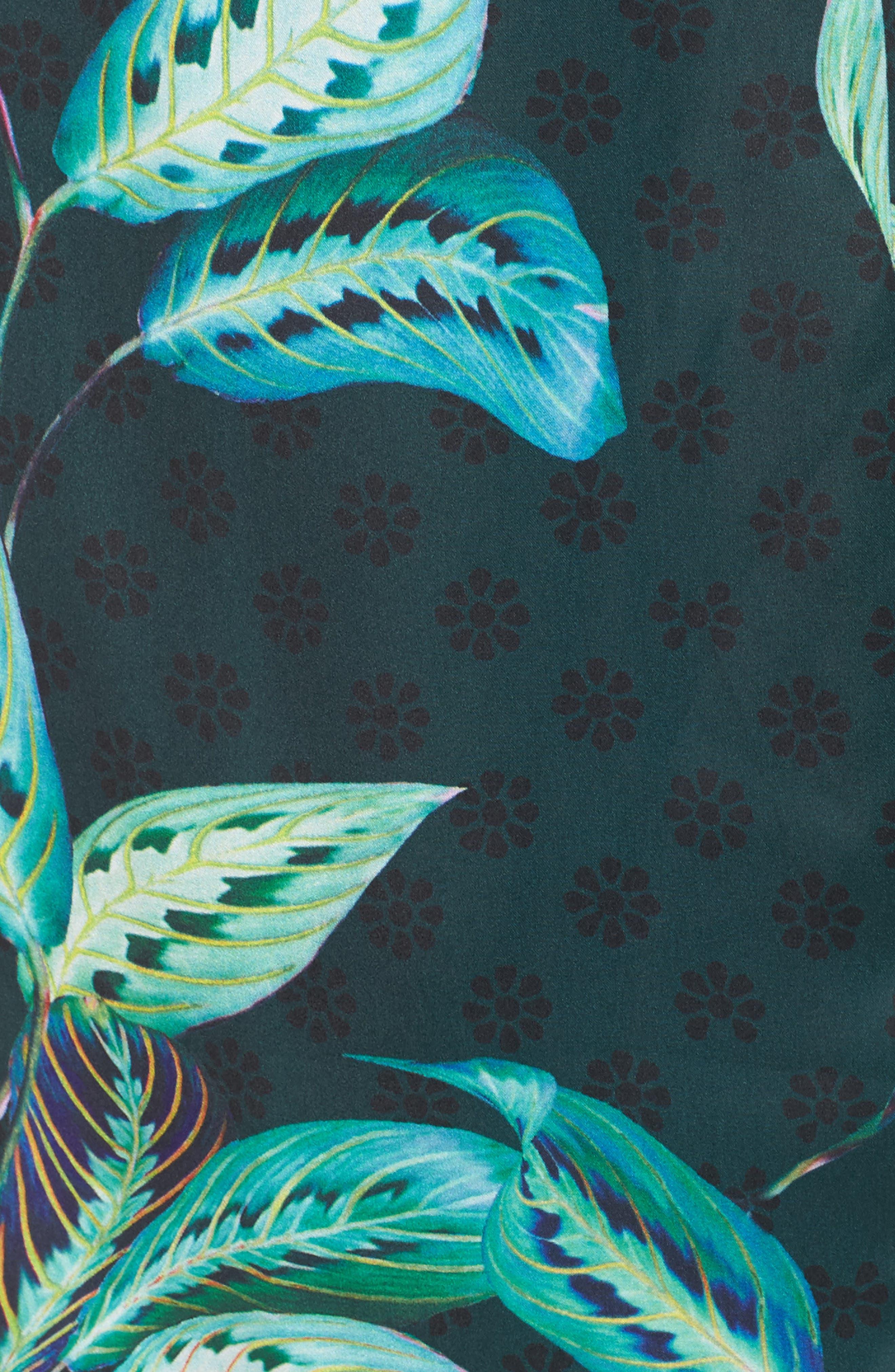 Midi Dress,                             Alternate thumbnail 5, color,                             300