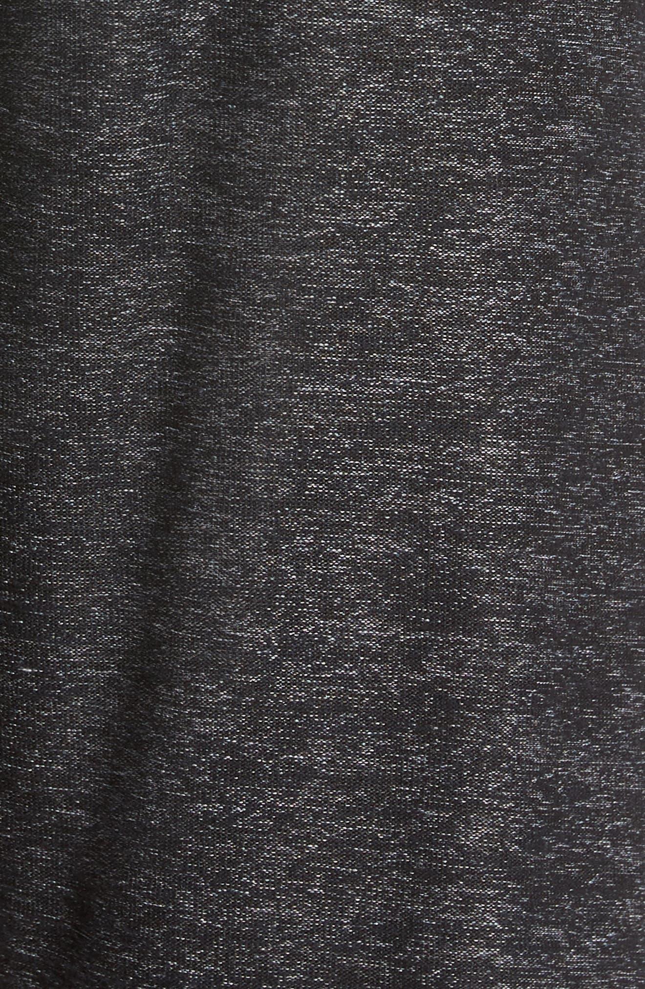 Fleece Pants,                             Alternate thumbnail 4, color,                             001