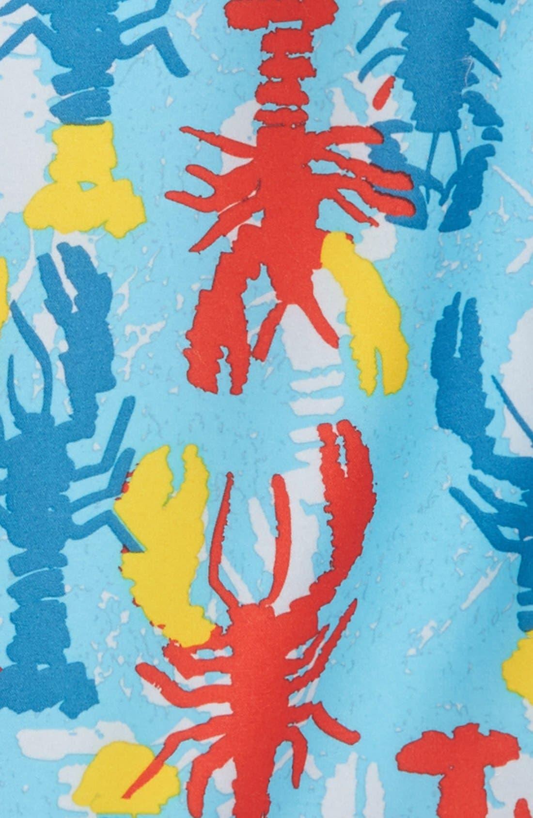 'Sand 'N My Trunks' Swim Trunks,                             Alternate thumbnail 43, color,
