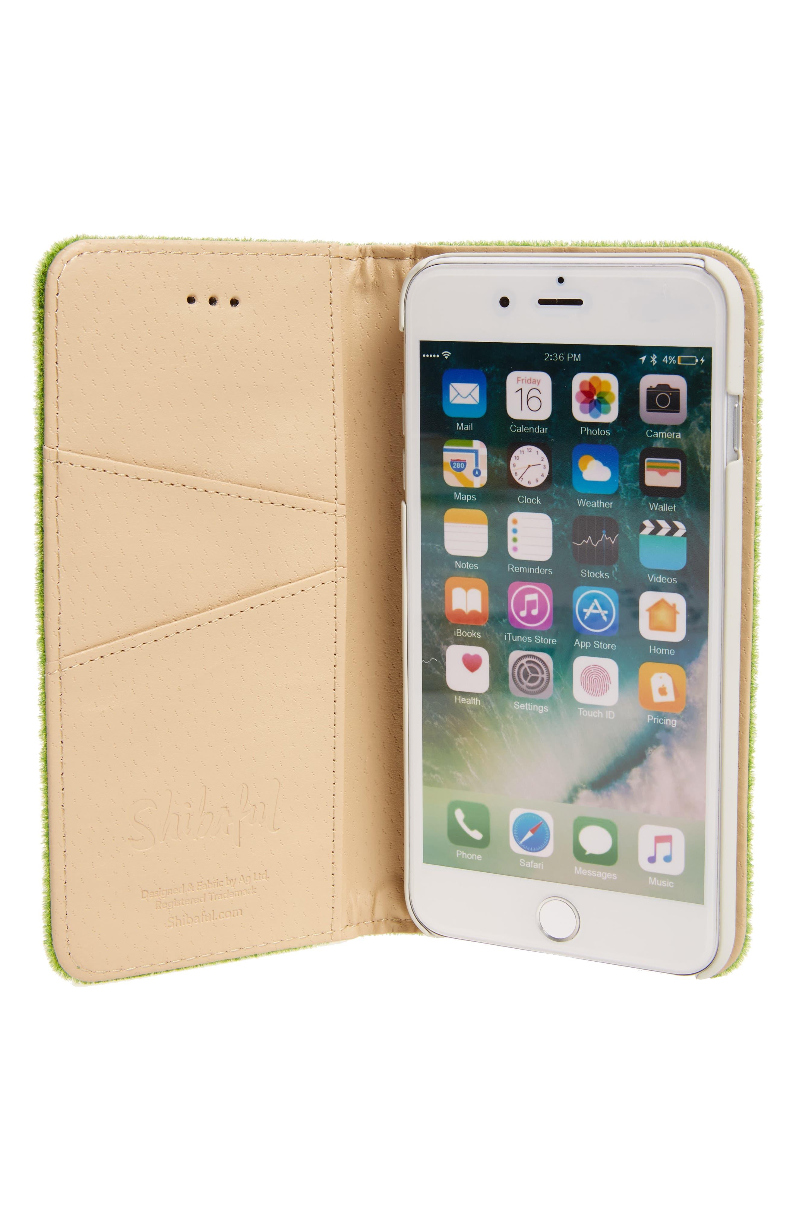 Portable Yoyogi Park iPhone 7 & iPhone 7 Plus Flip Cover Case,                             Alternate thumbnail 2, color,                             301
