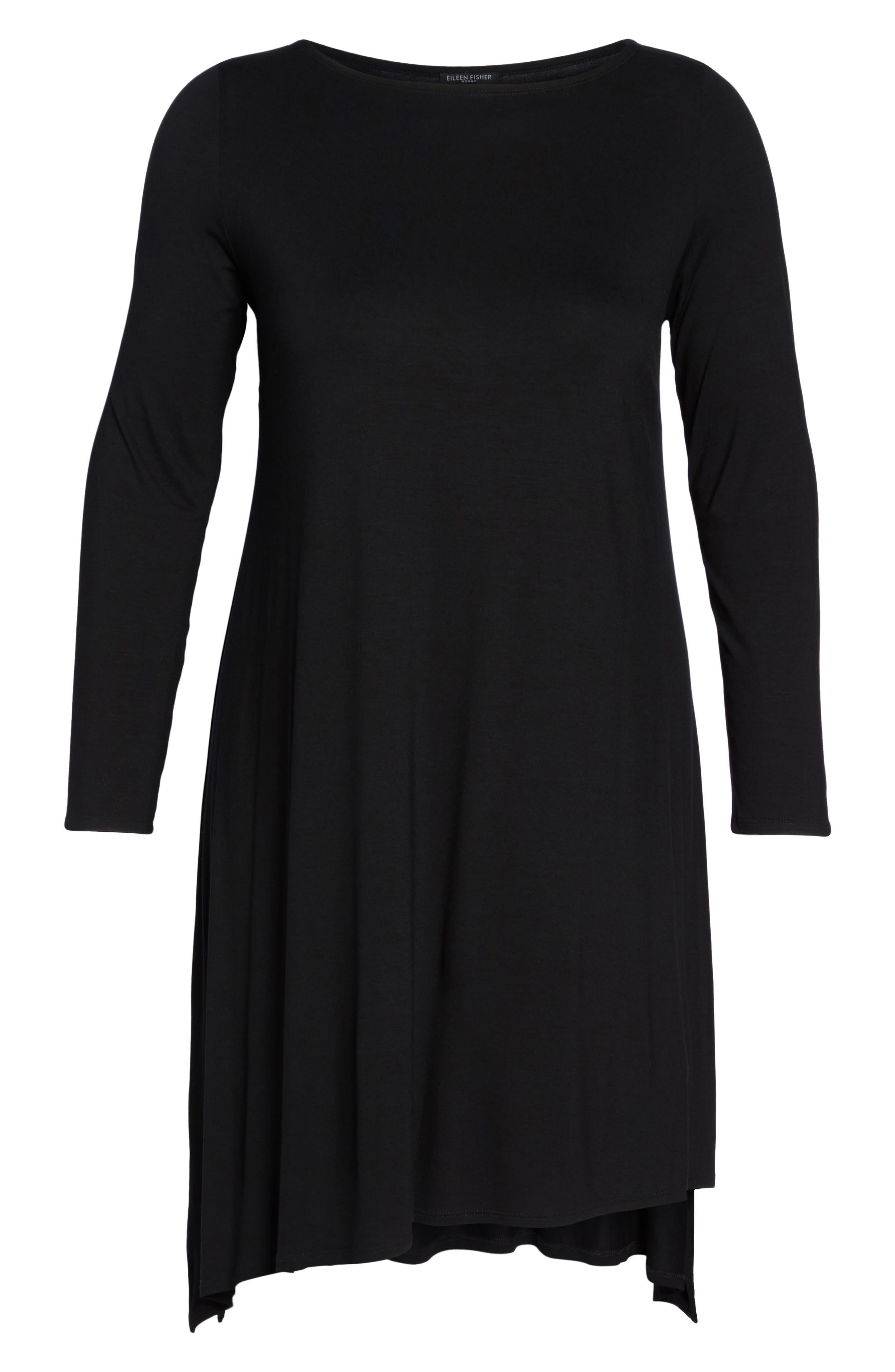 Jersey Tunic Dress,                             Alternate thumbnail 21, color,