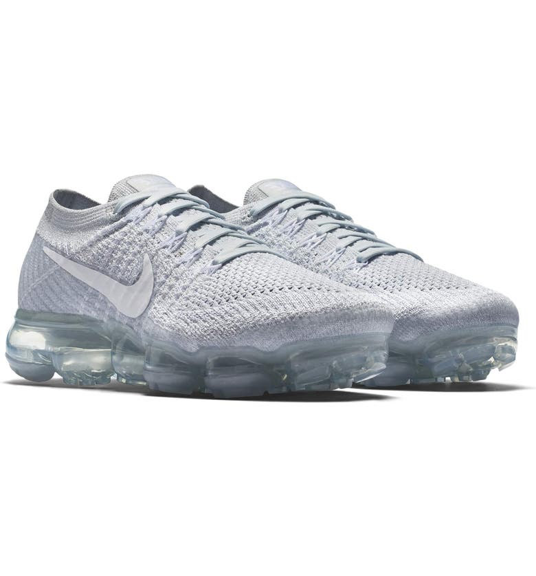 Nike Air VaporMax Flyknit Running Shoe (Women)  33889dbe8