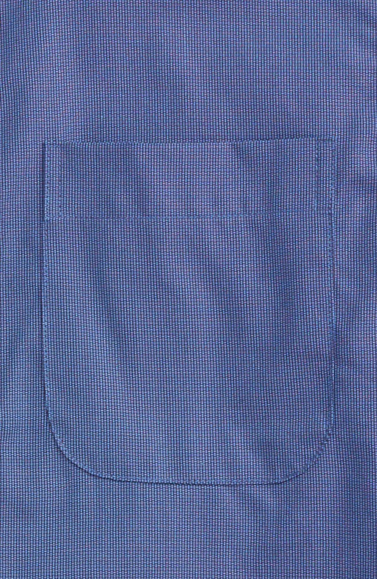 Patriot Cotton Poplin Dress Shirt,                             Alternate thumbnail 2, color,                             410