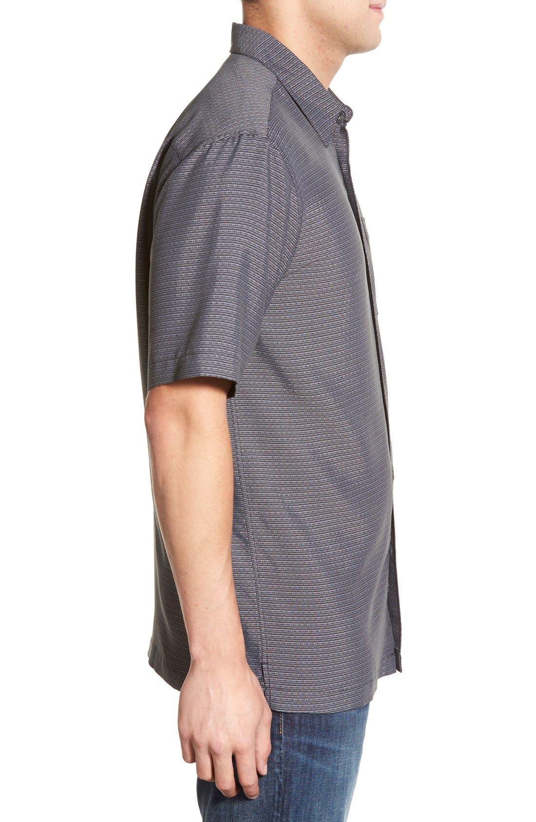 'Wind N Sea' Regular Fit Sport Shirt,                             Alternate thumbnail 17, color,