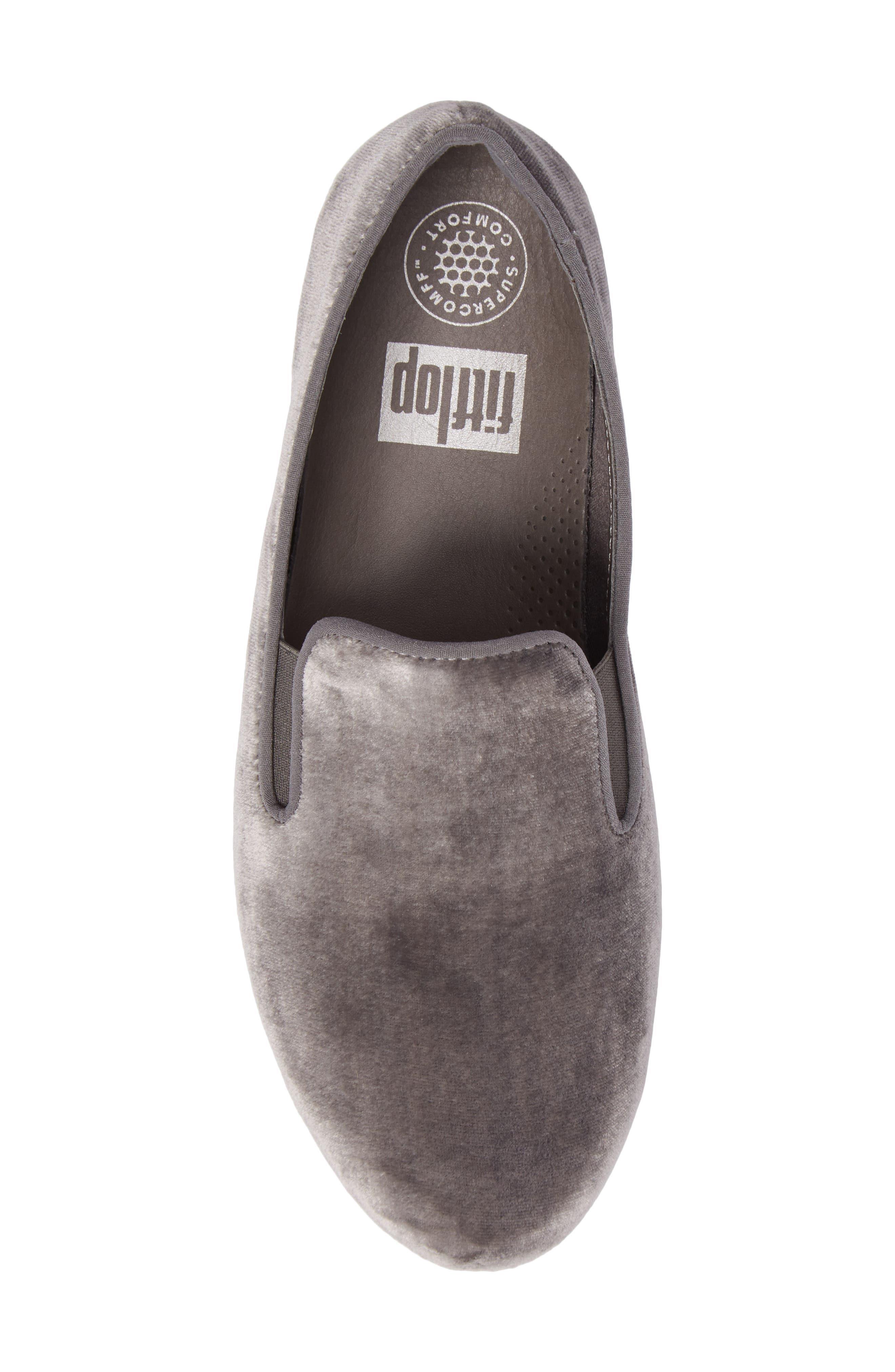 Superskate Slip-On Sneaker,                             Alternate thumbnail 5, color,                             040