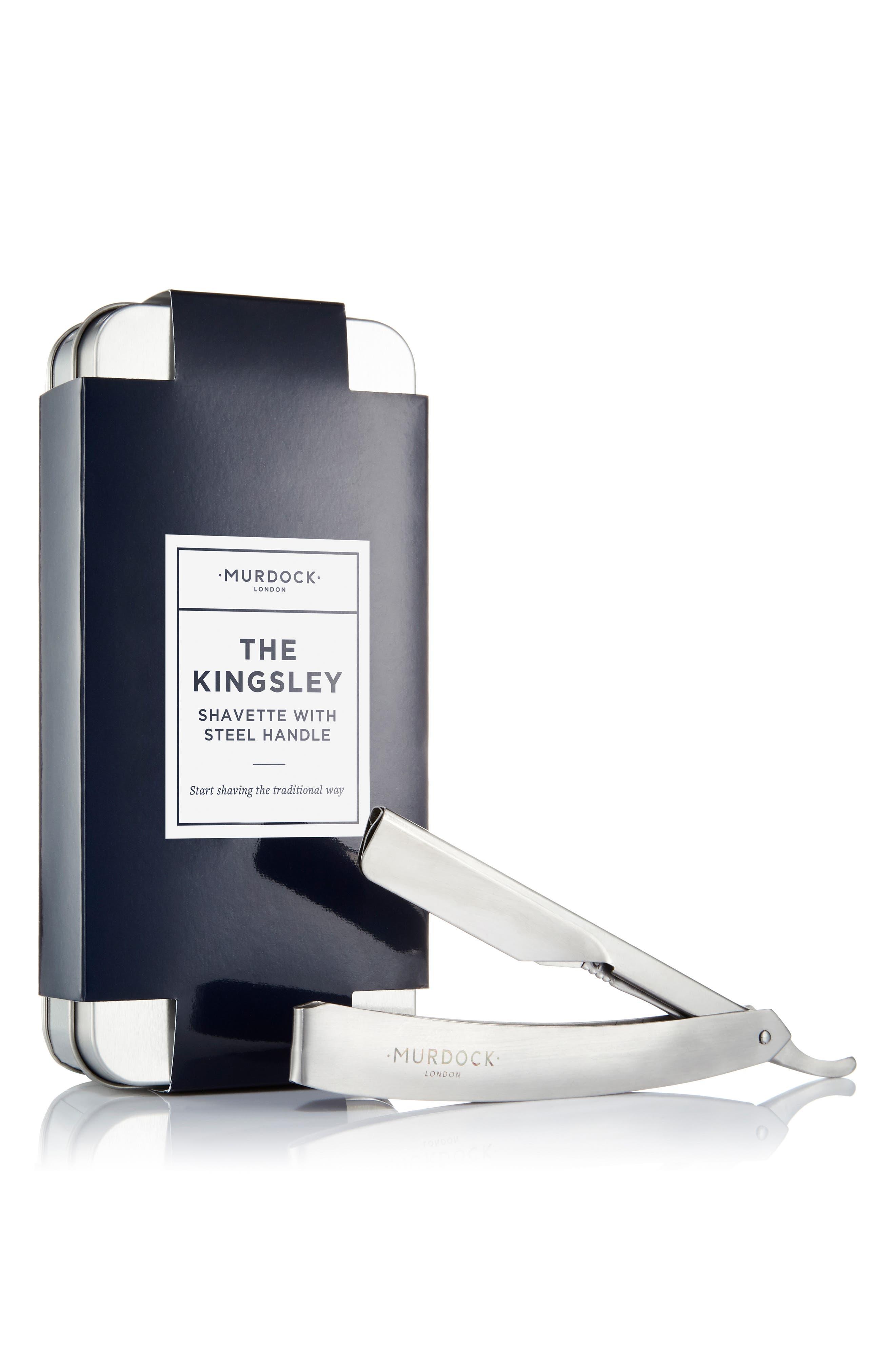 Kingsley Shavette, Main, color, NO COLOR
