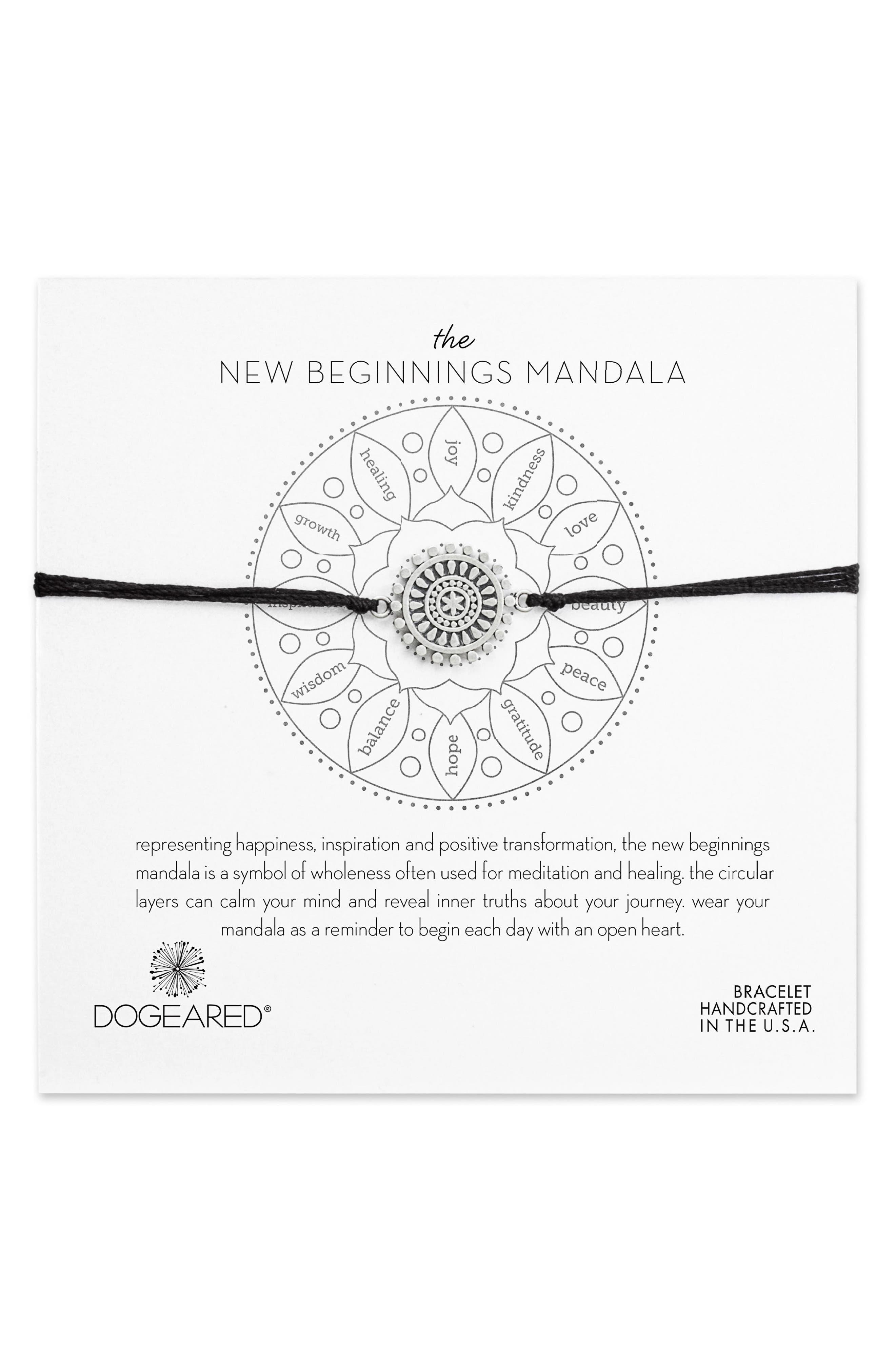 The New Beginnings Mandala Bracelet,                             Alternate thumbnail 2, color,                             040
