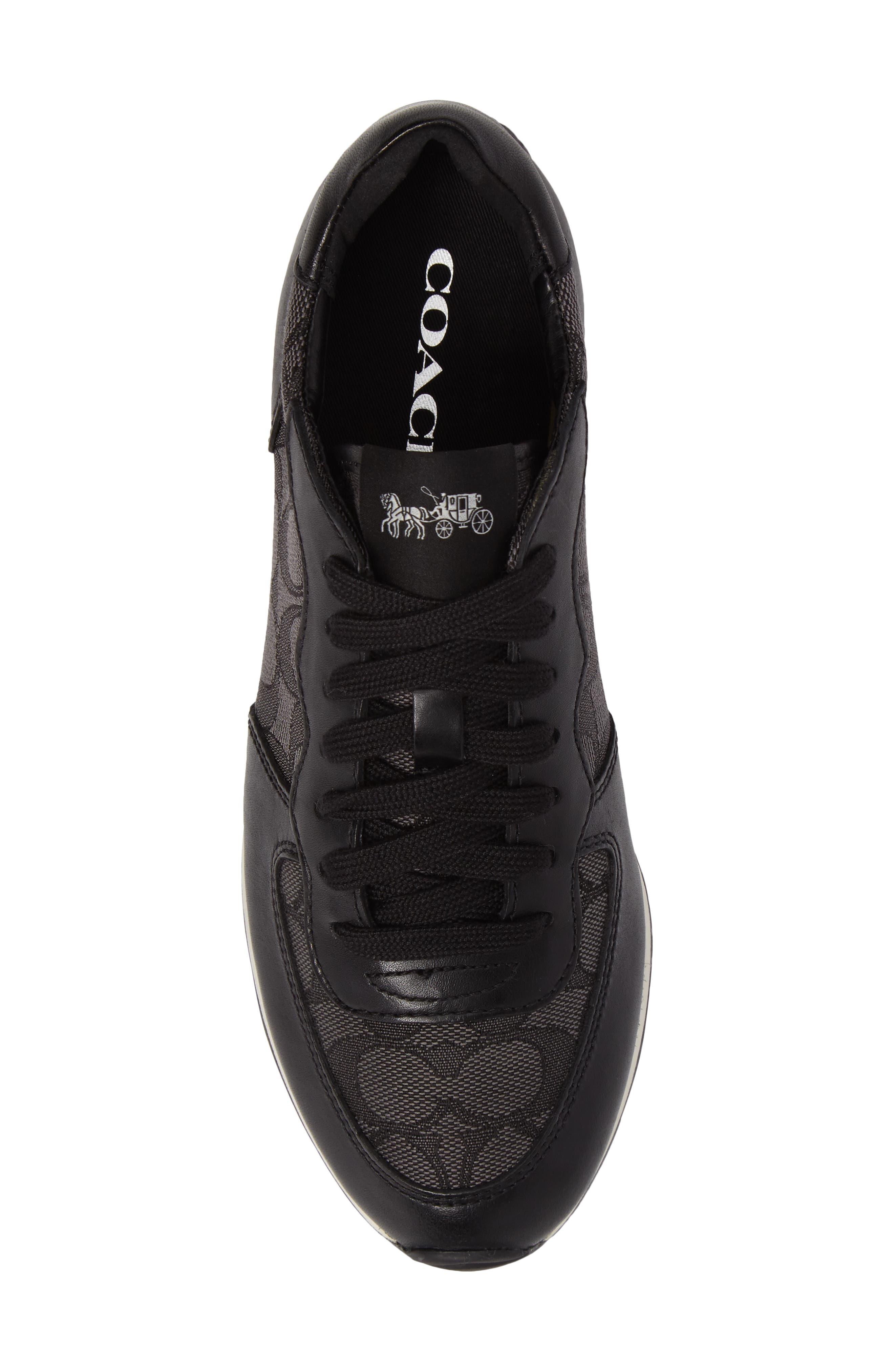 COACH,                             Farah Sneaker,                             Alternate thumbnail 5, color,                             011