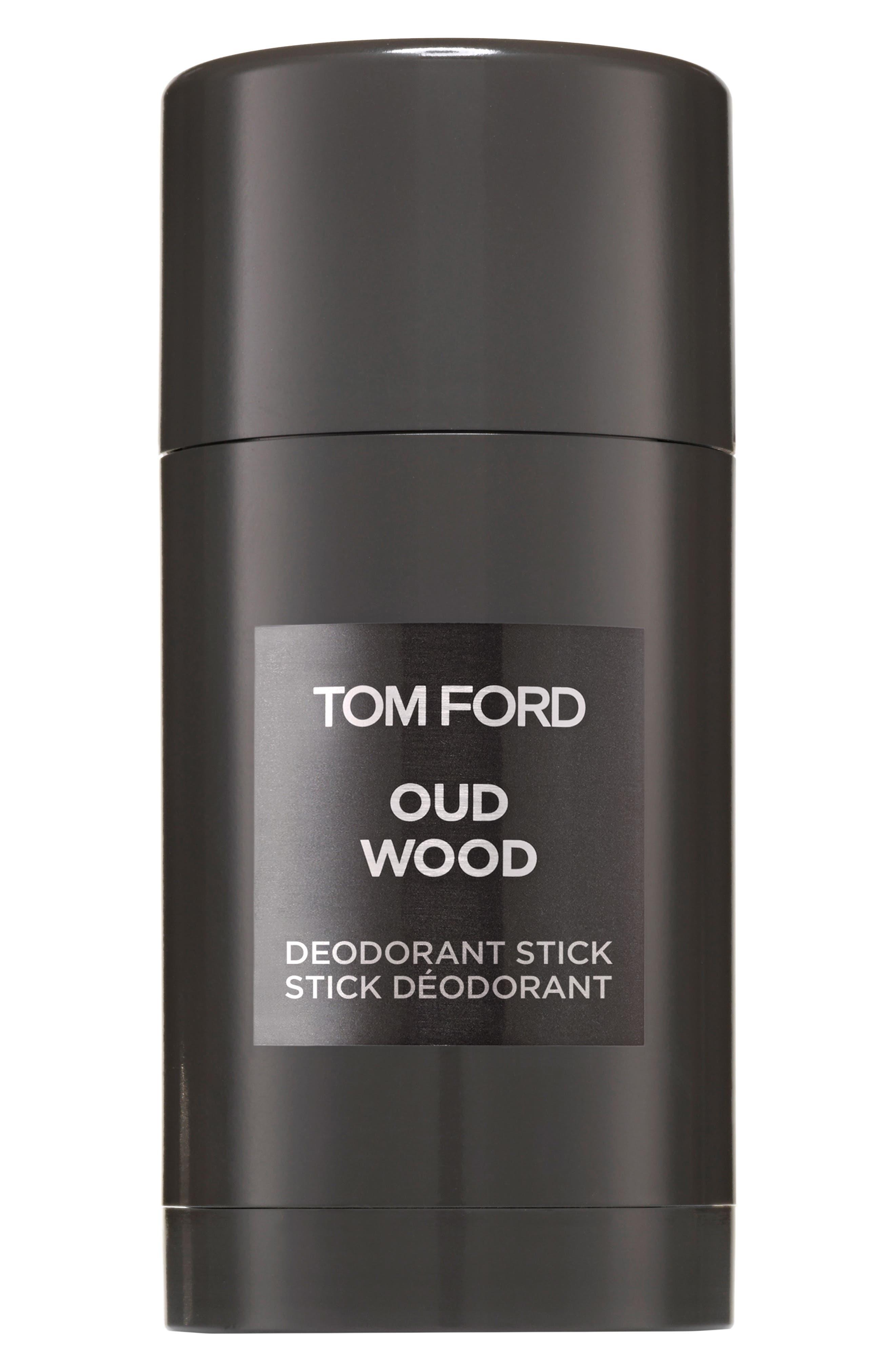 TOM FORD Oud Wood Deodorant Stick, Main, color, NO COLOR