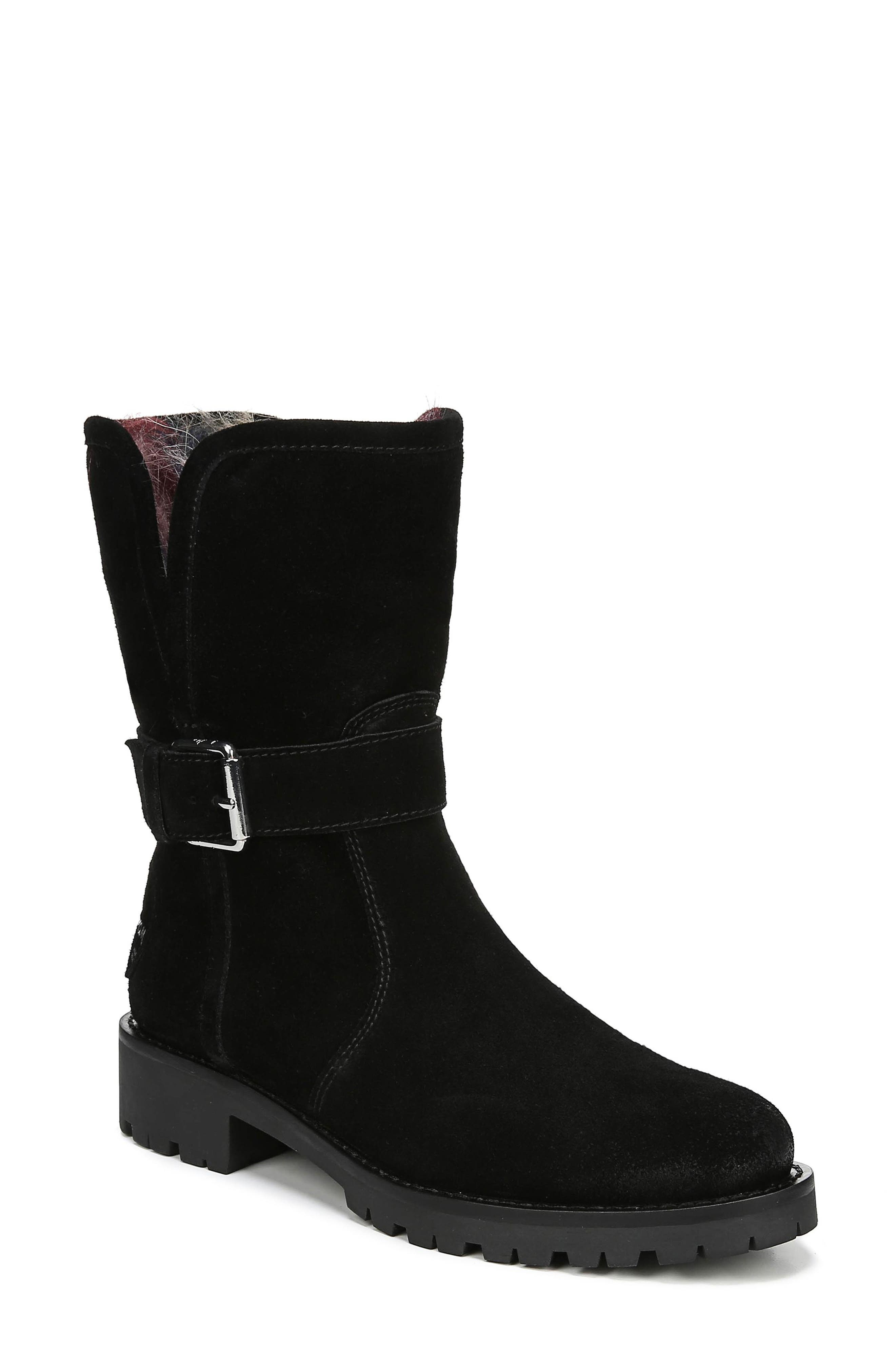 Sam Edelman Jeanie Boot, Black