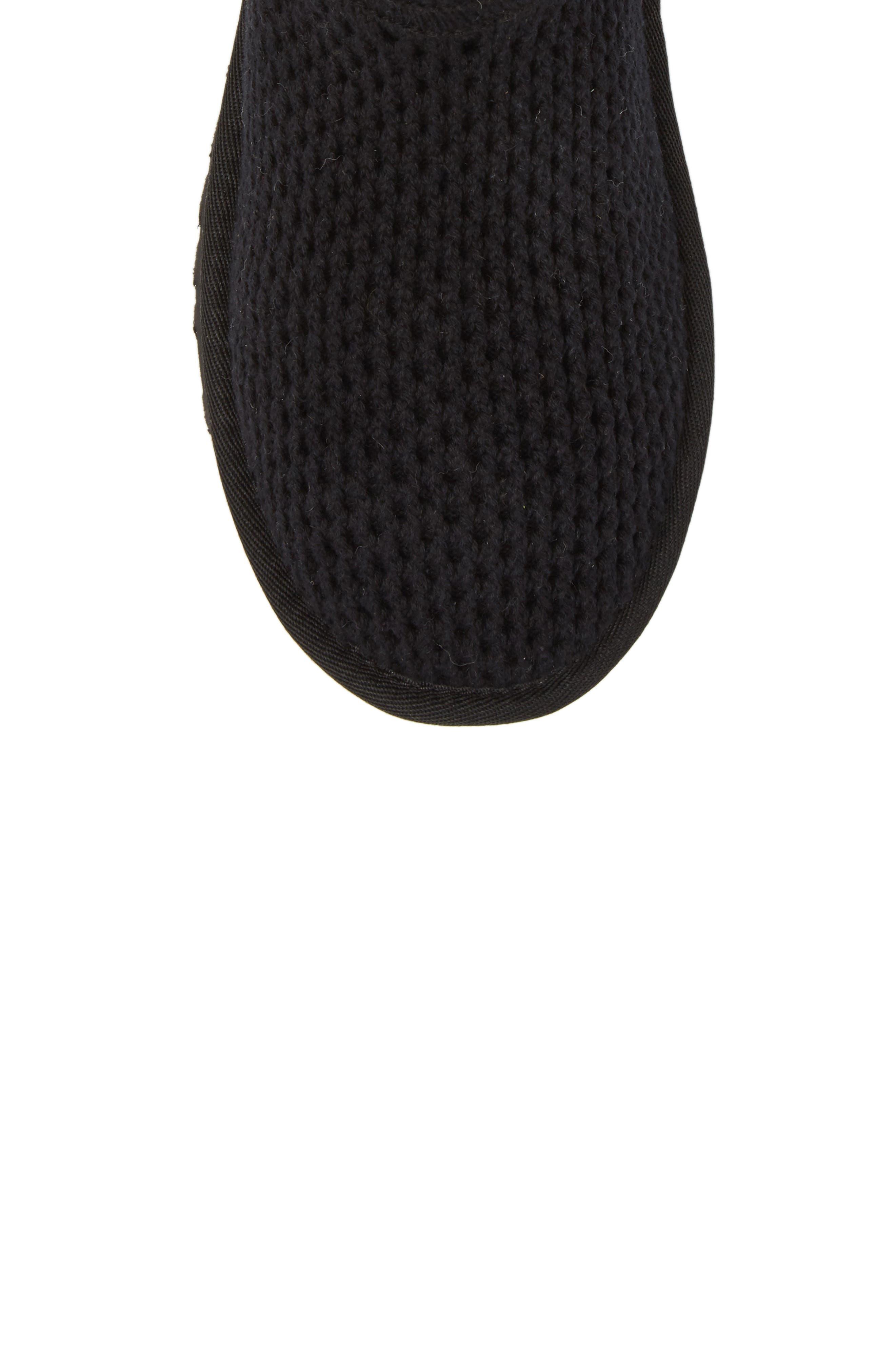 Crochet Classic Tall Boot,                             Alternate thumbnail 5, color,