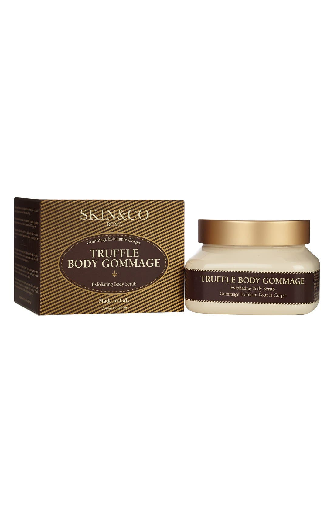SKIN&CO Truffle Body Gommage,                             Alternate thumbnail 2, color,                             000