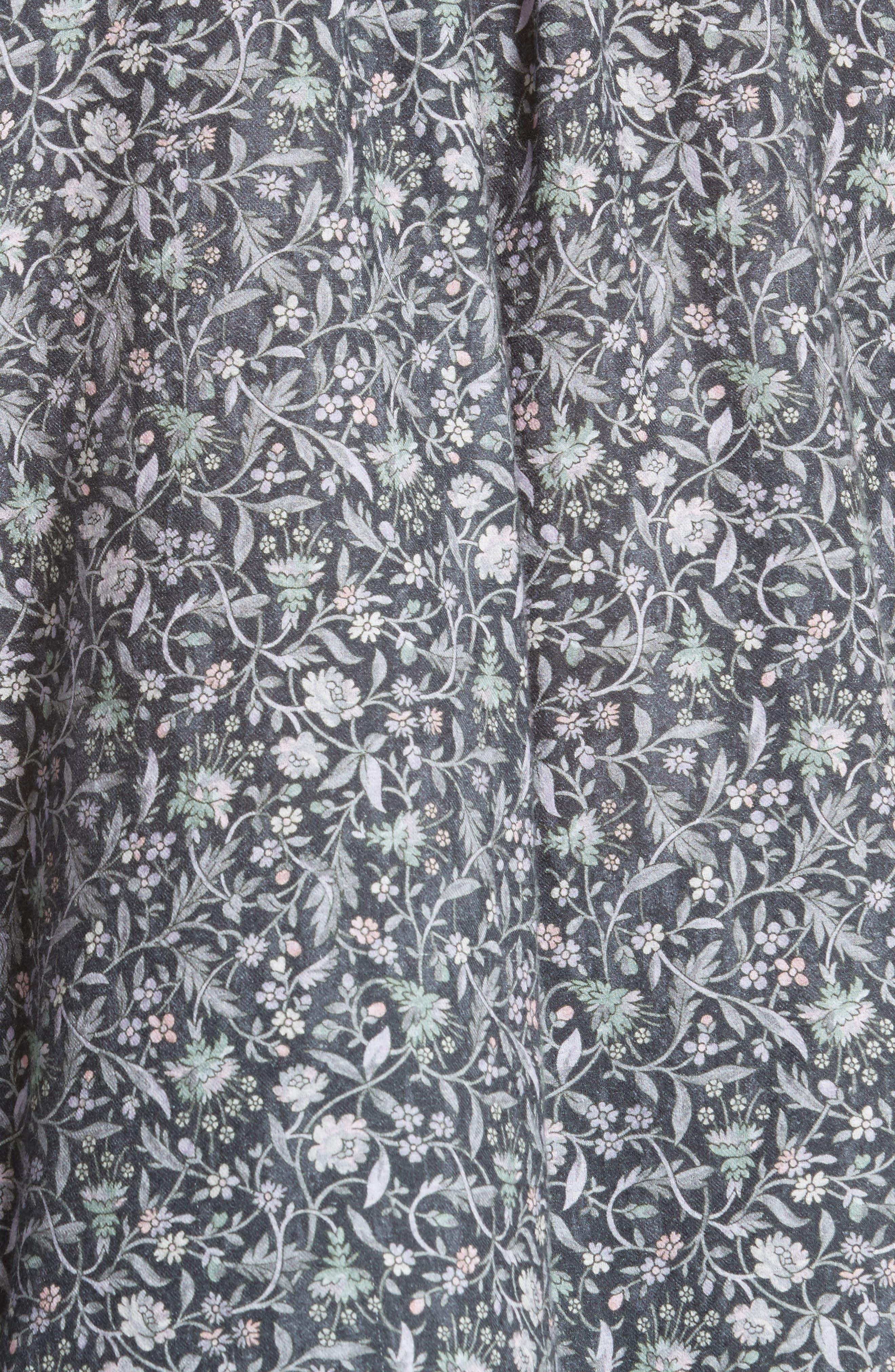 Adeline Long Sleeve Blouse,                             Alternate thumbnail 5, color,