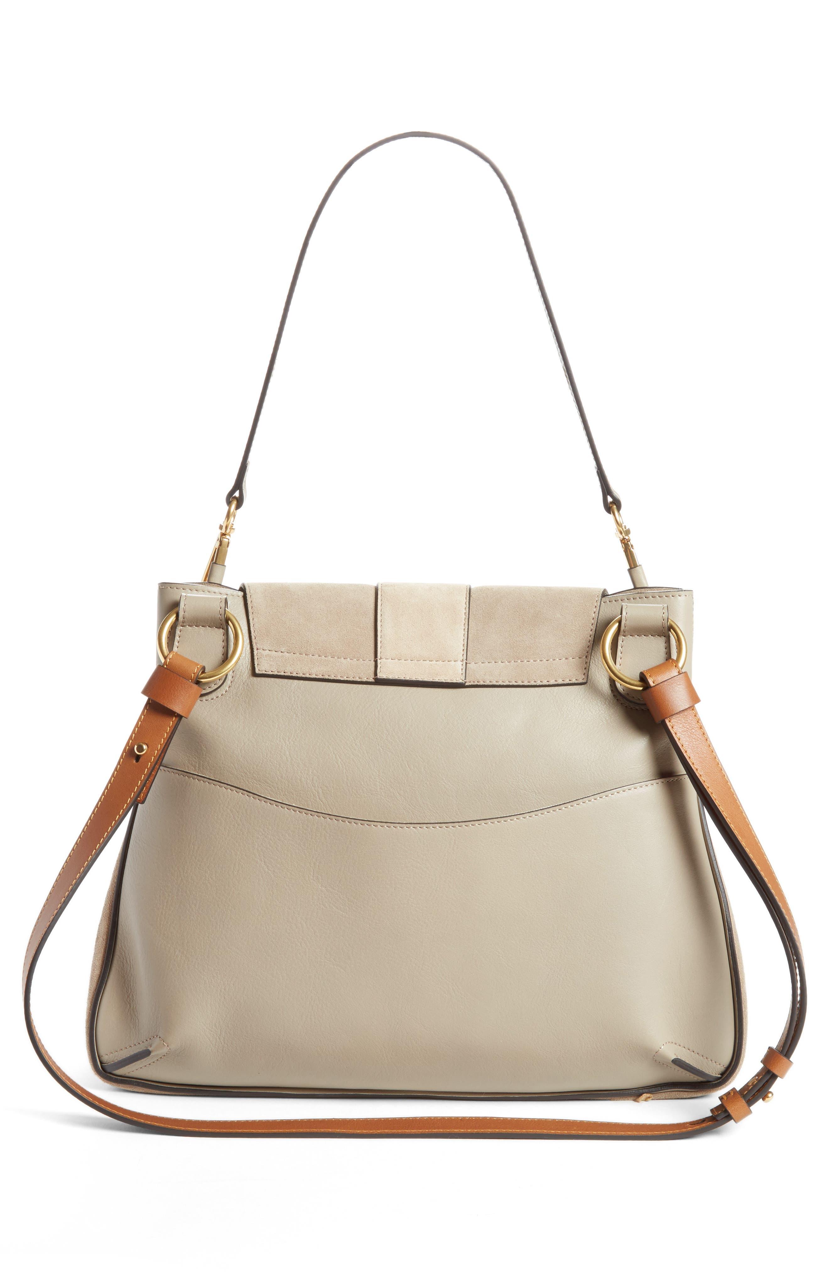 Medium Lexa Leather Shoulder Bag,                             Alternate thumbnail 2, color,                             031