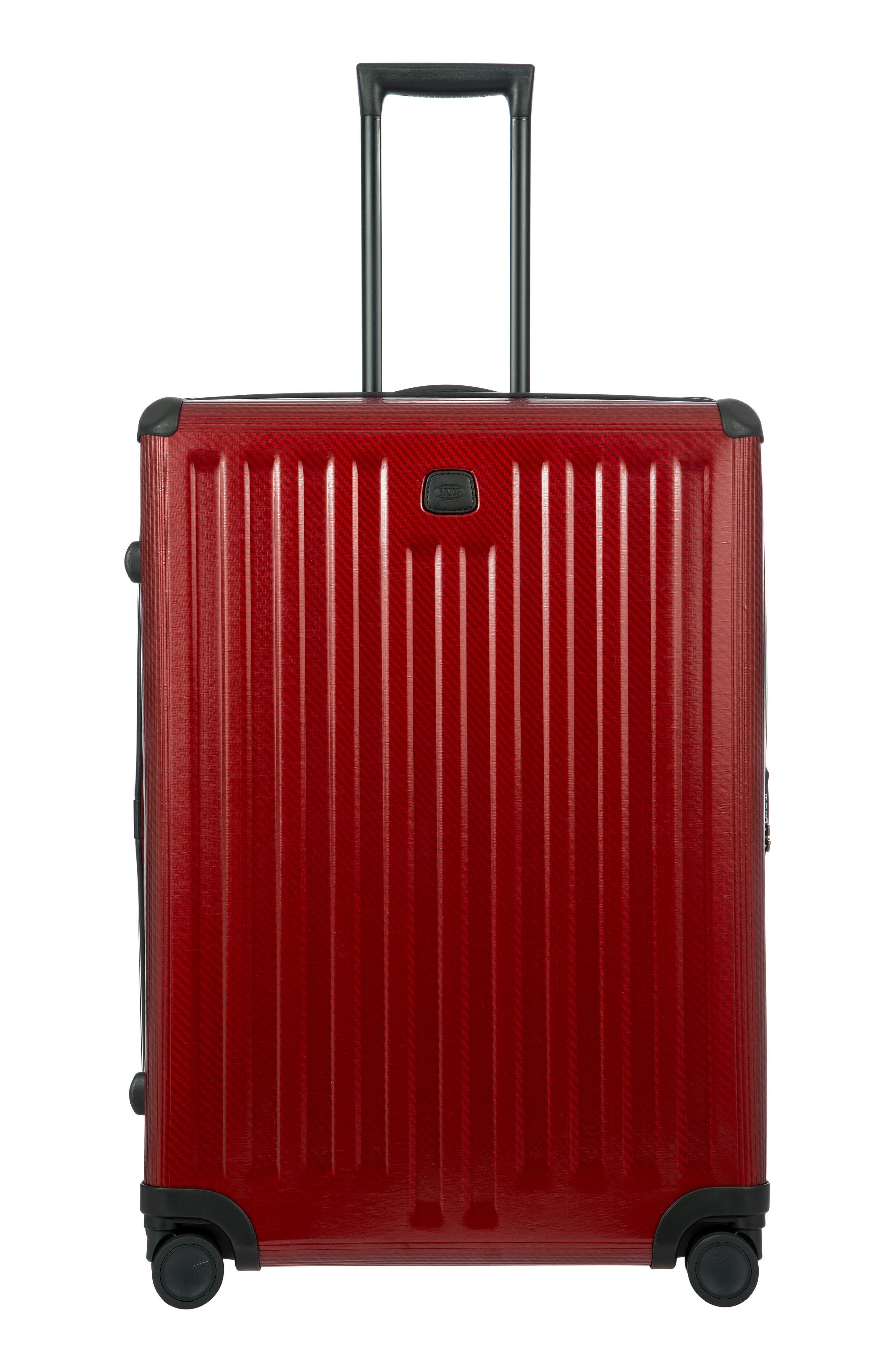 Venezia 30-Inch Hardshell Spinner Suitcase,                             Main thumbnail 1, color,                             RUBY