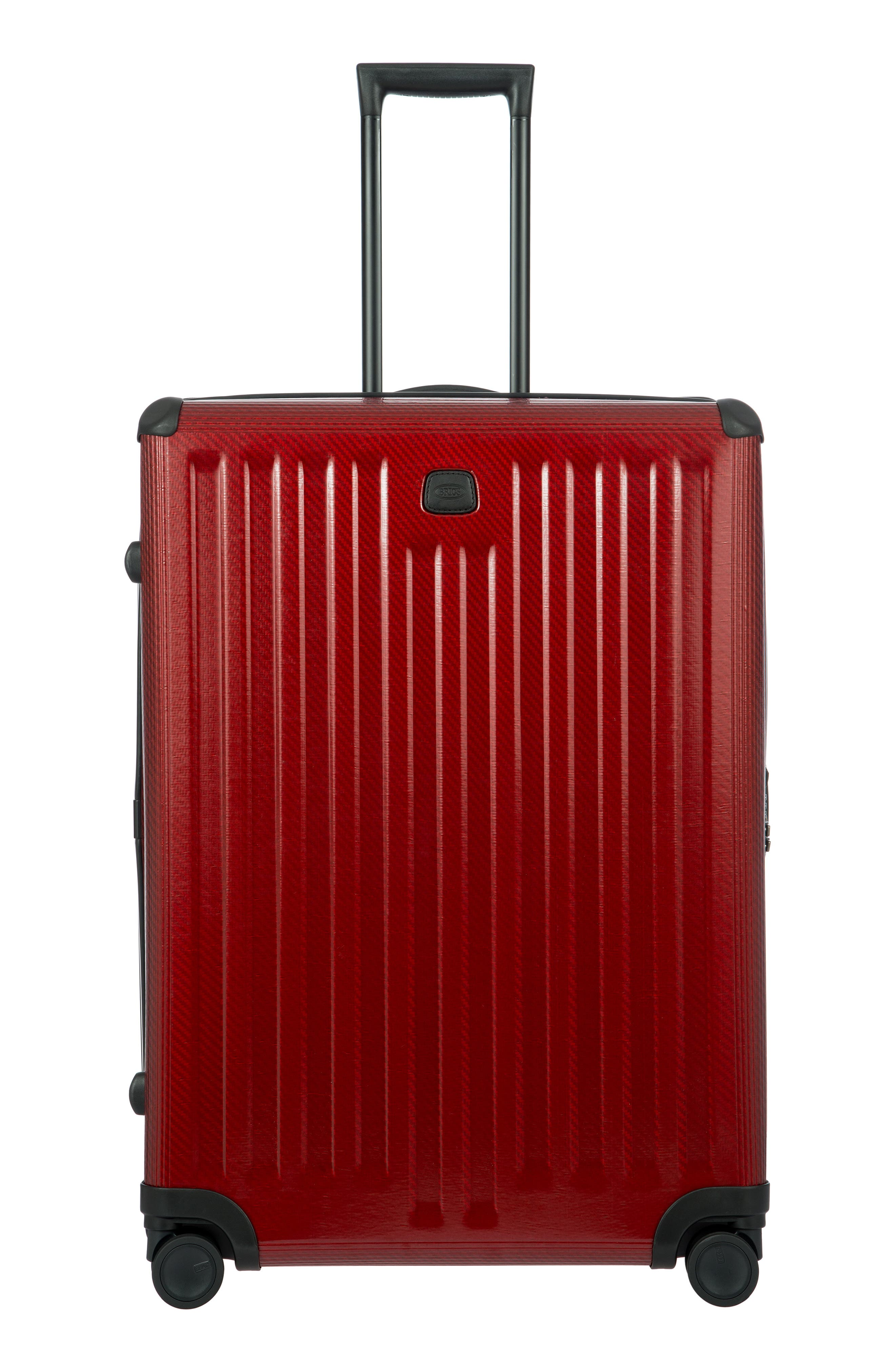 Venezia 30-Inch Hardshell Spinner Suitcase, Main, color, RUBY