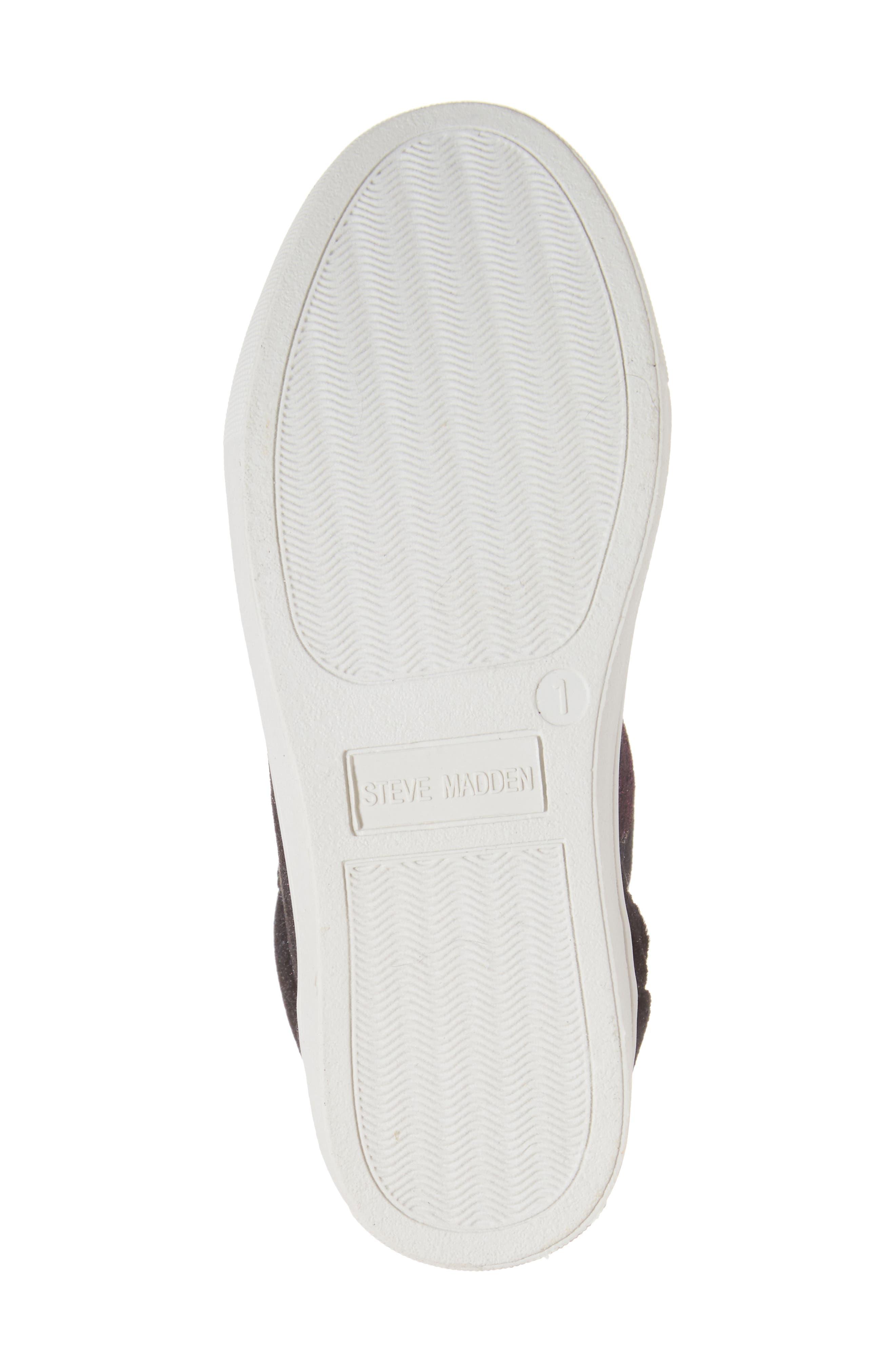 JBrielle High Top Sneaker,                             Alternate thumbnail 6, color,                             015