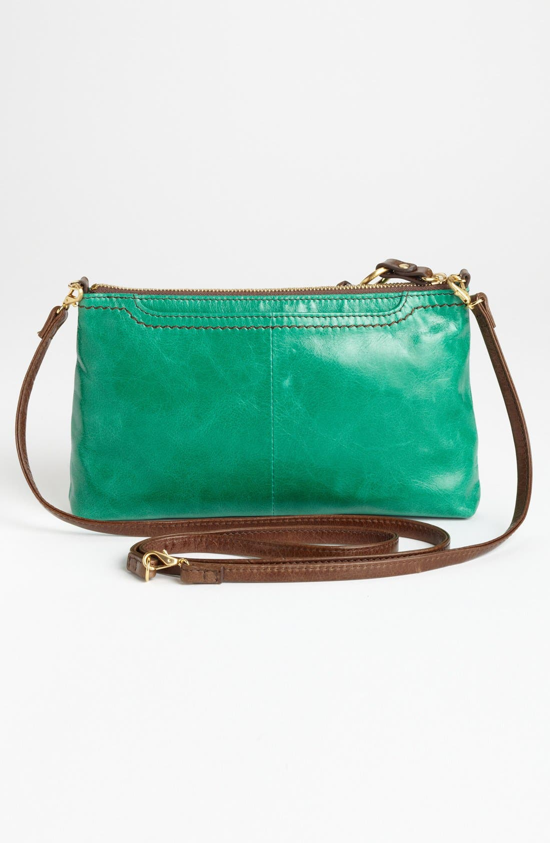 'Darcy' Leather Crossbody Bag,                             Alternate thumbnail 45, color,
