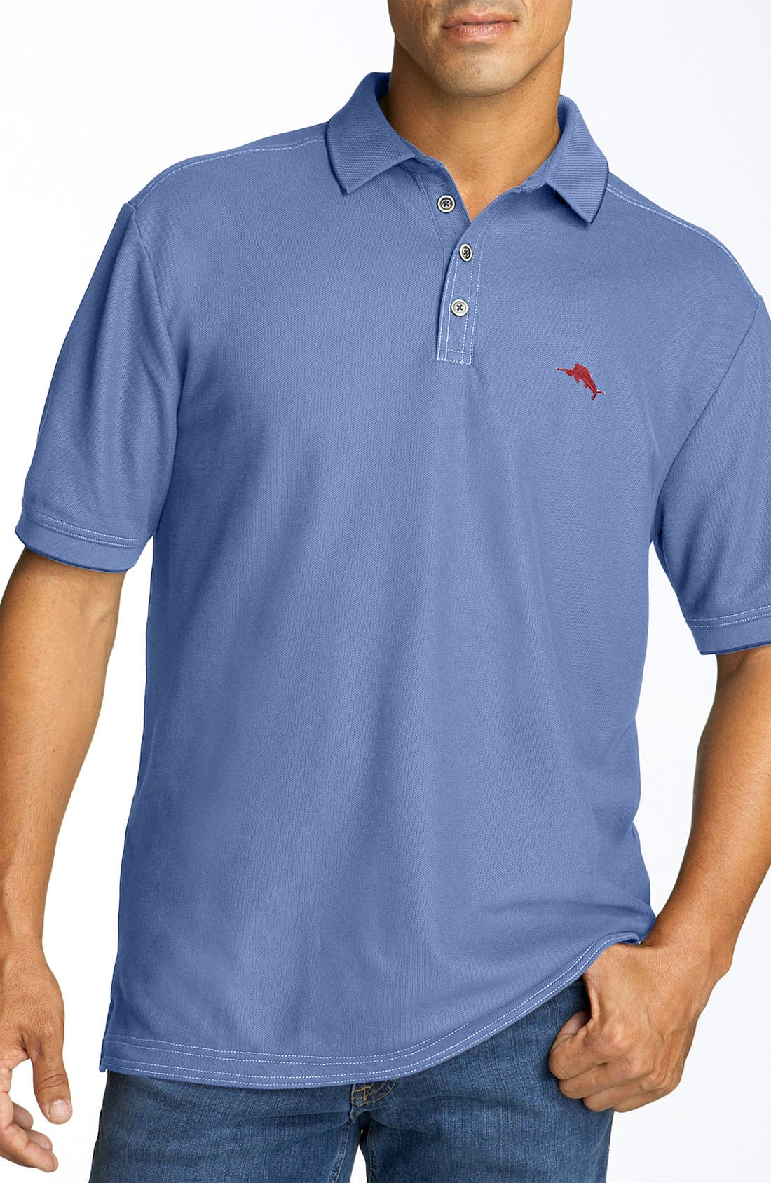 'The Emfielder' Original Fit Piqué Polo,                             Main thumbnail 83, color,