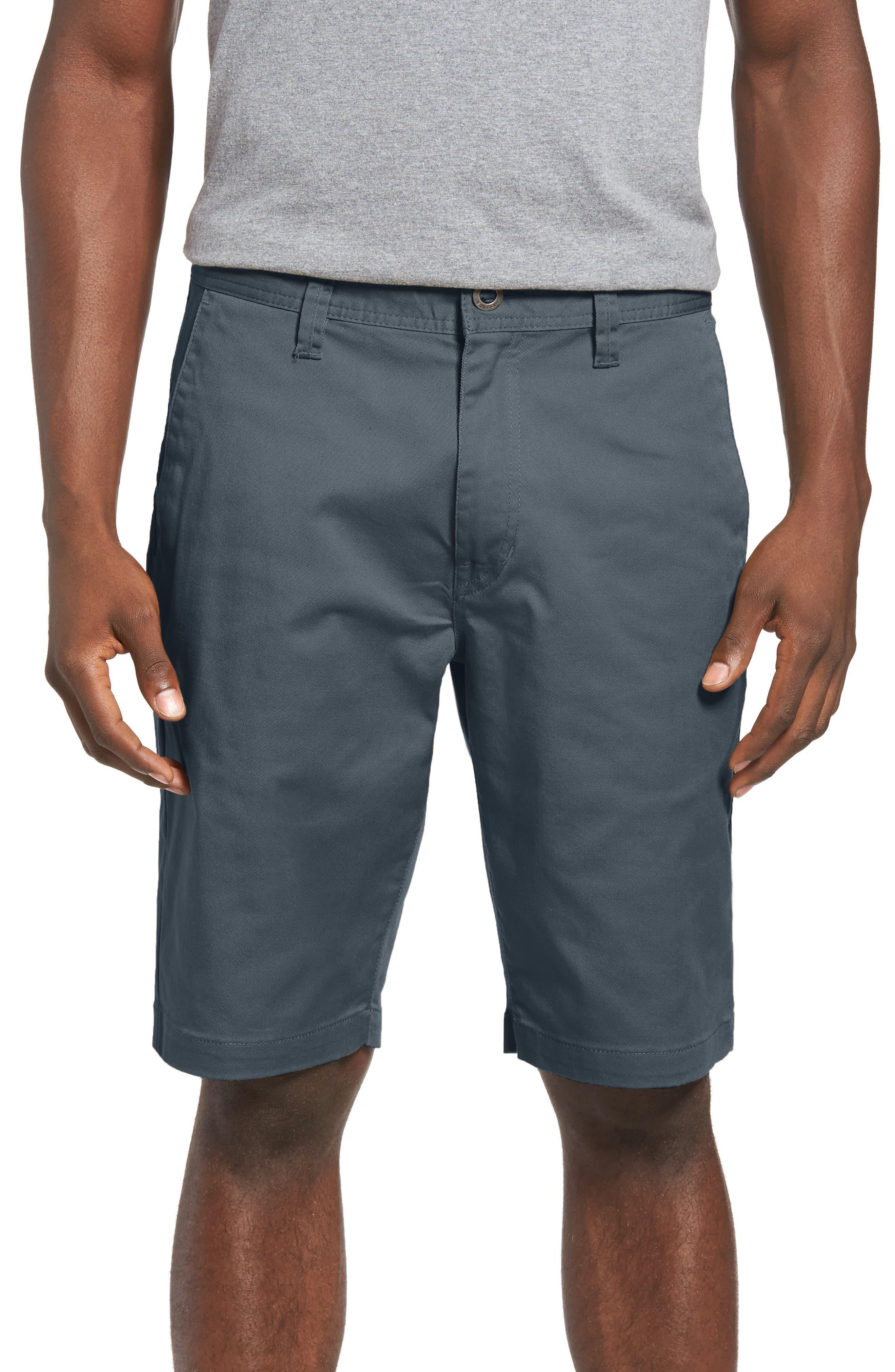 'Modern' Stretch Chino Shorts,                             Main thumbnail 11, color,