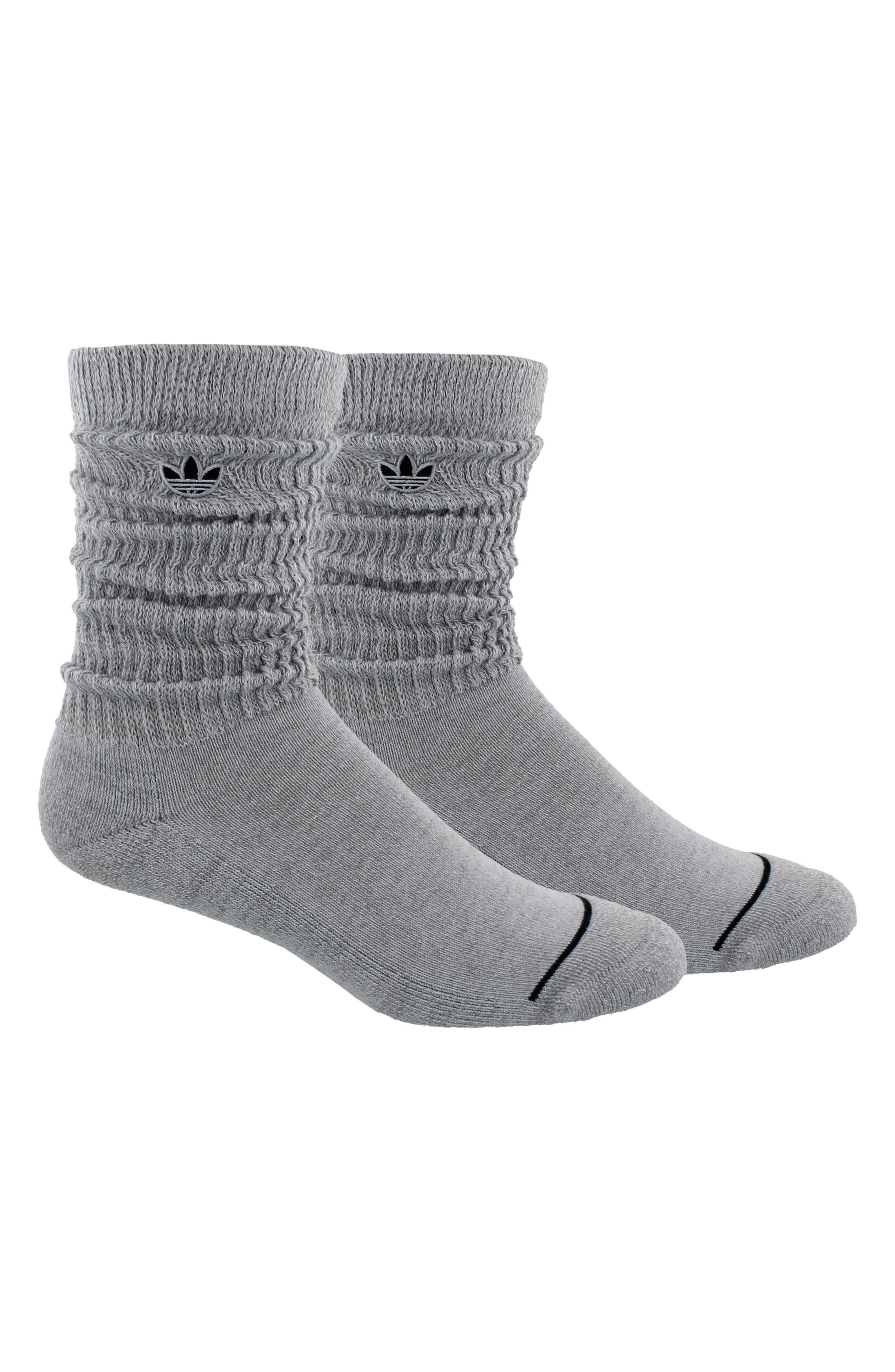 Slouch Crew Socks,                         Main,                         color,