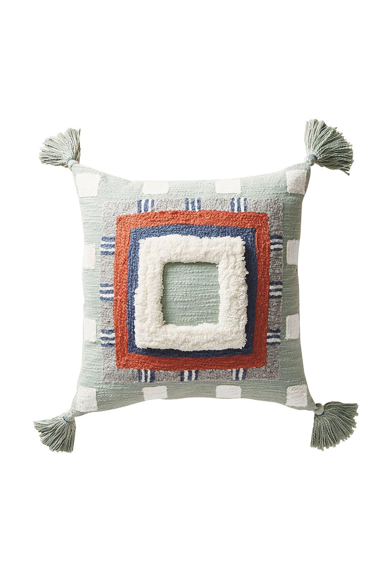 Rayas Lumbar Accent Pillow,                             Alternate thumbnail 6, color,                             600