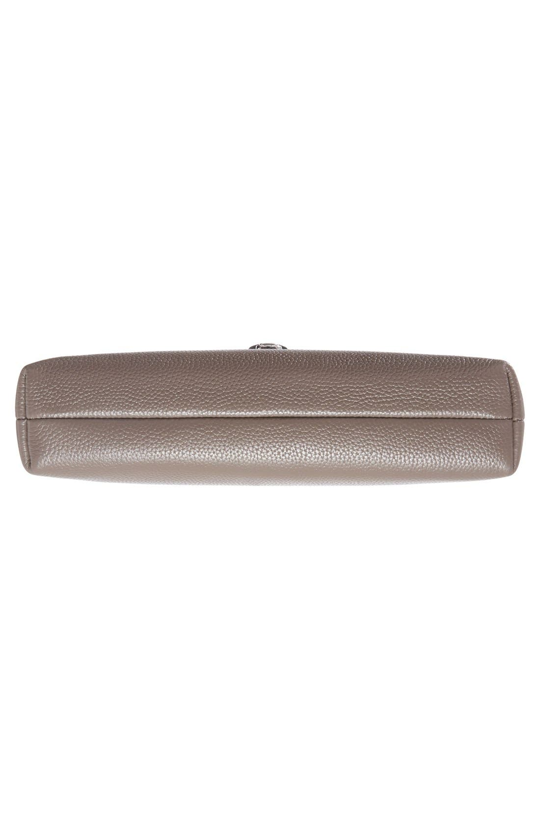 Large Mercer Leather Crossbody Bag,                             Alternate thumbnail 2, color,                             513
