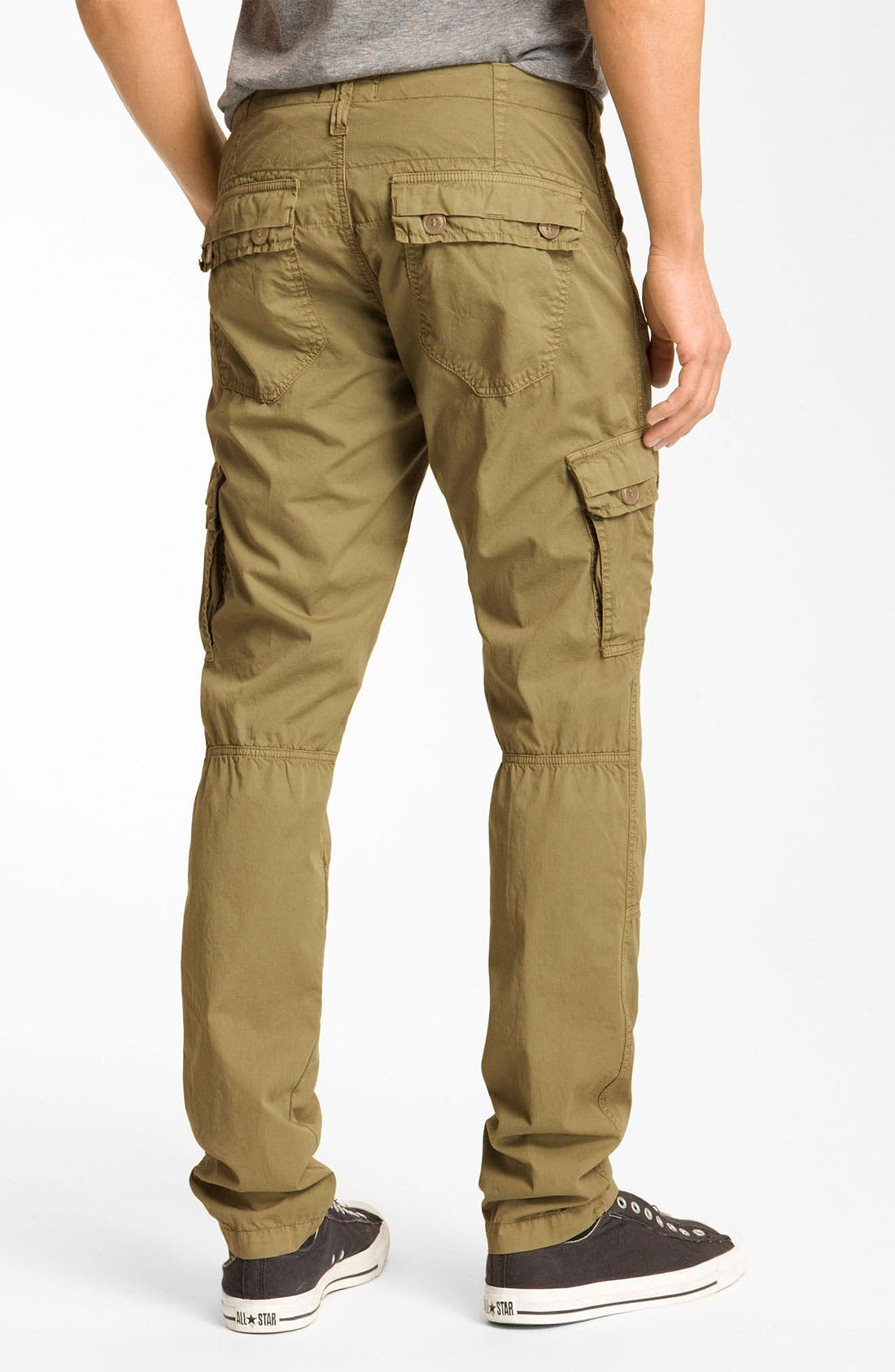 'Trooper' Slim Lightweight Cargo Pants,                             Alternate thumbnail 2, color,                             247
