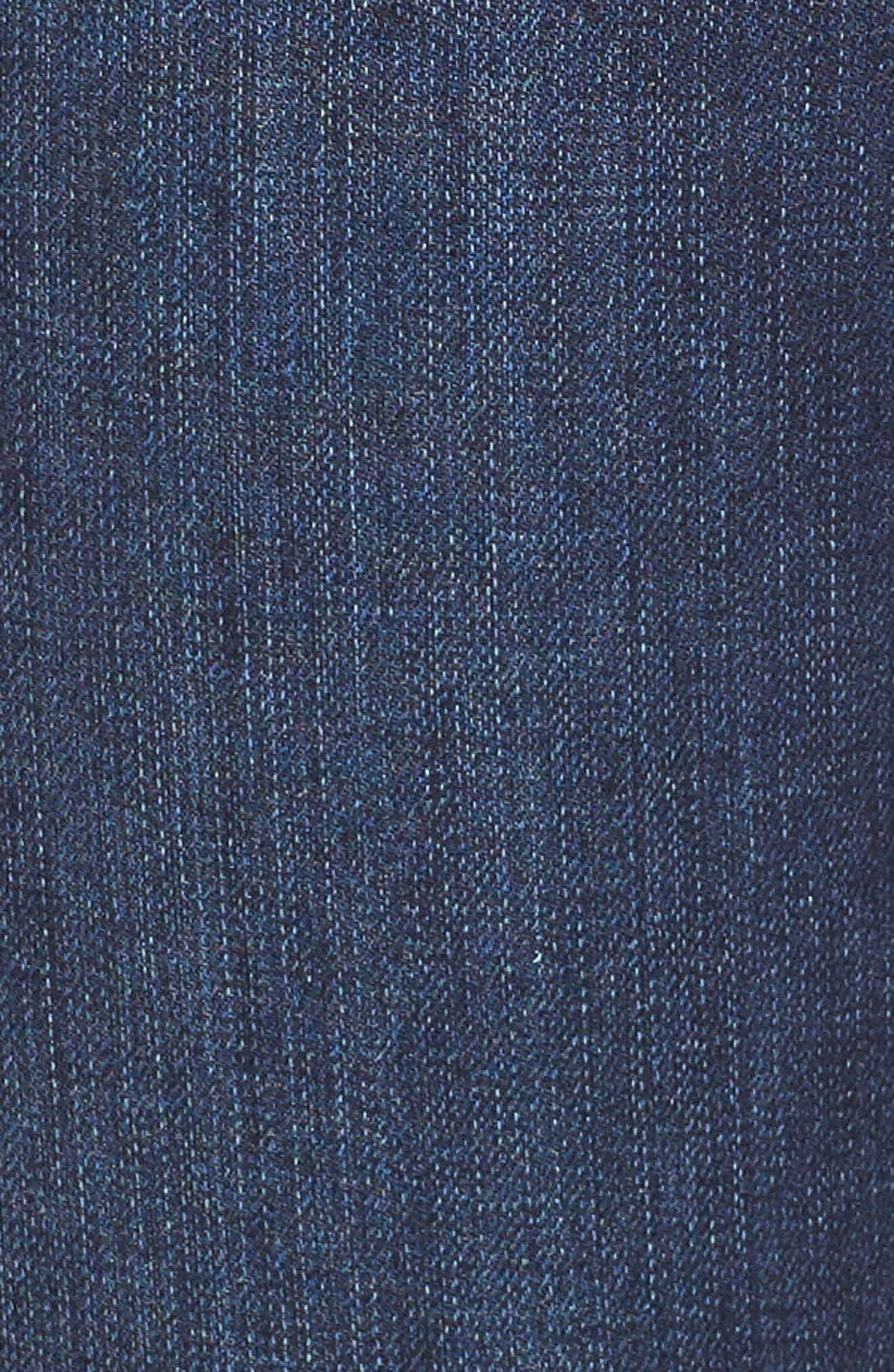 Splattered Pencil Leg Jeans,                             Alternate thumbnail 2, color,                             410