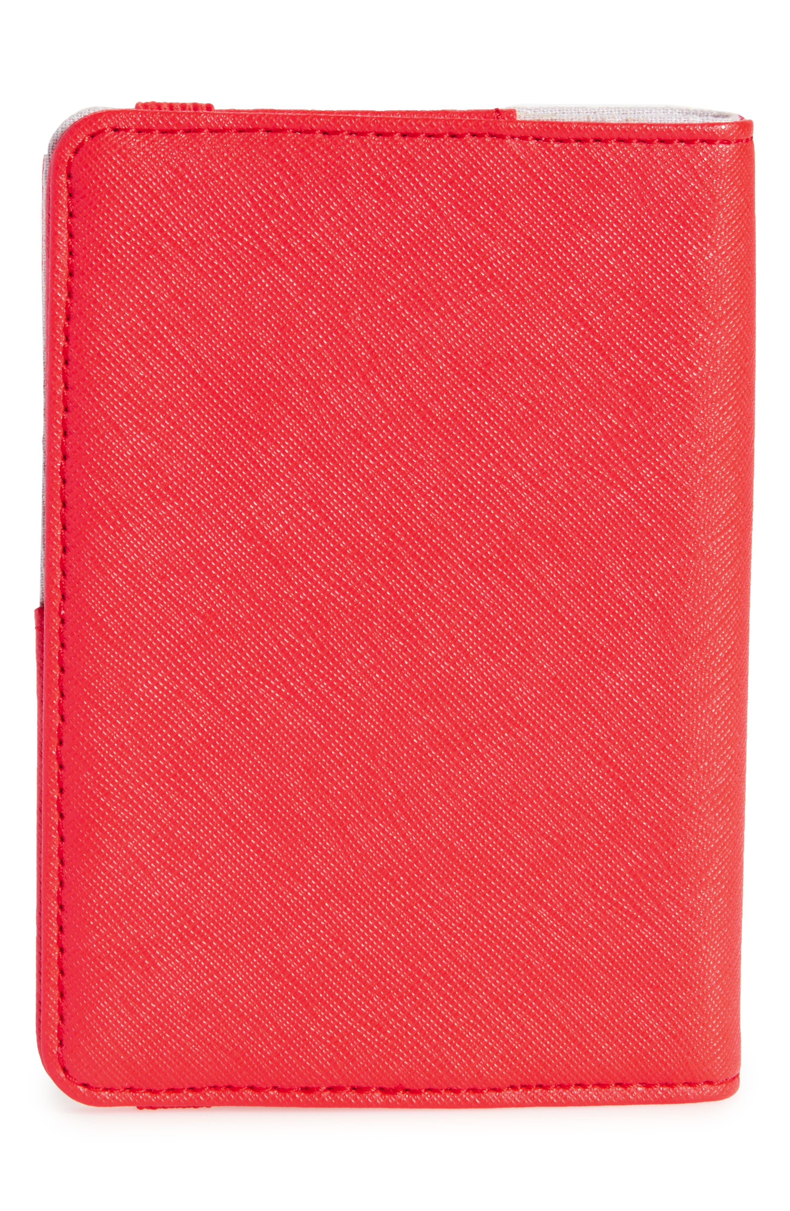 Correspondent Passport Cover,                             Alternate thumbnail 12, color,