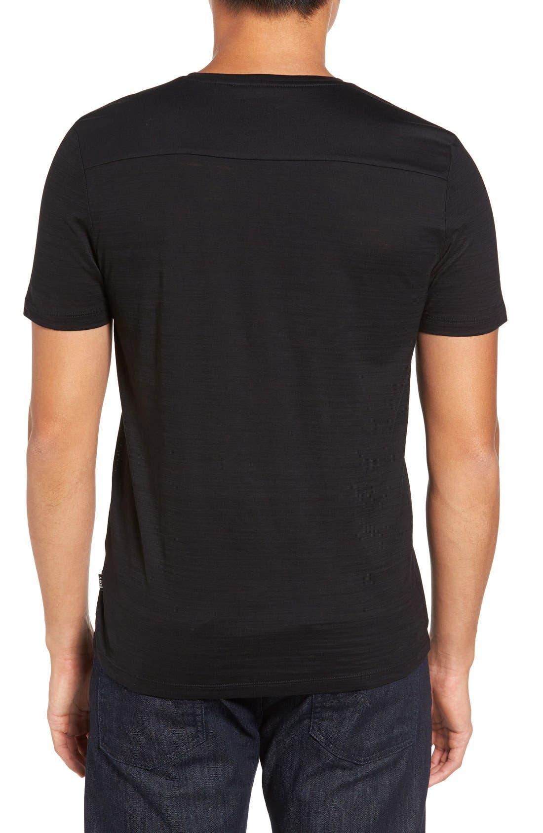 Tilson 50 V-Neck T-Shirt,                             Alternate thumbnail 4, color,