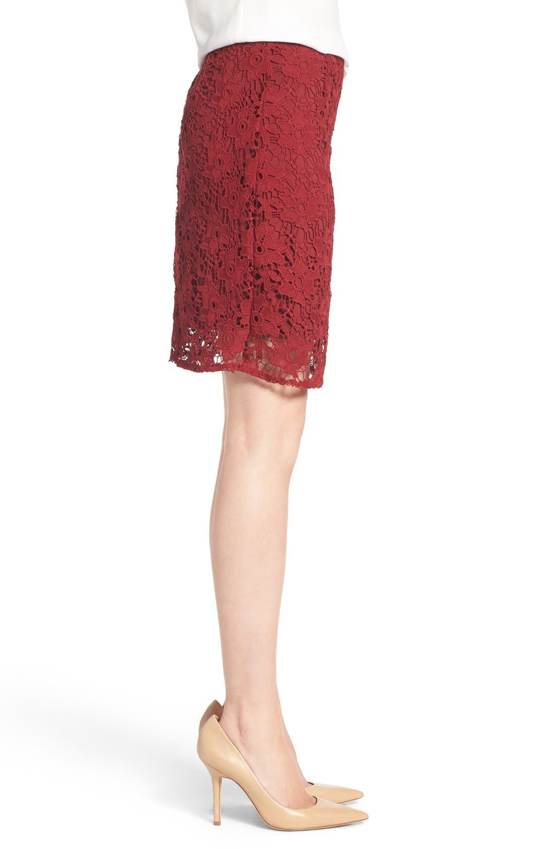 Lace Skirt,                             Alternate thumbnail 4, color,                             601