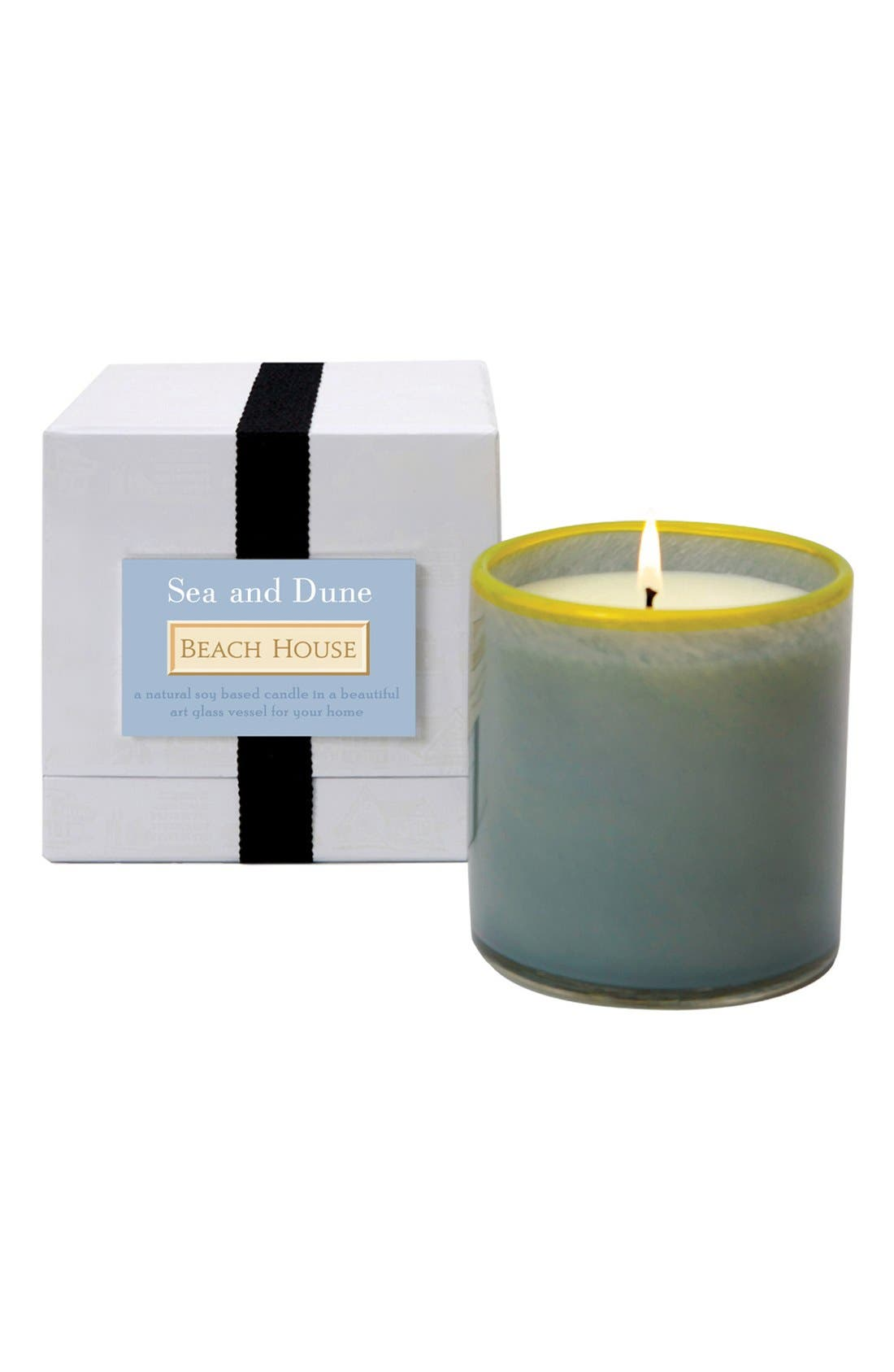Sea & Dune Beach House Candle,                             Alternate thumbnail 2, color,                             NO COLOR