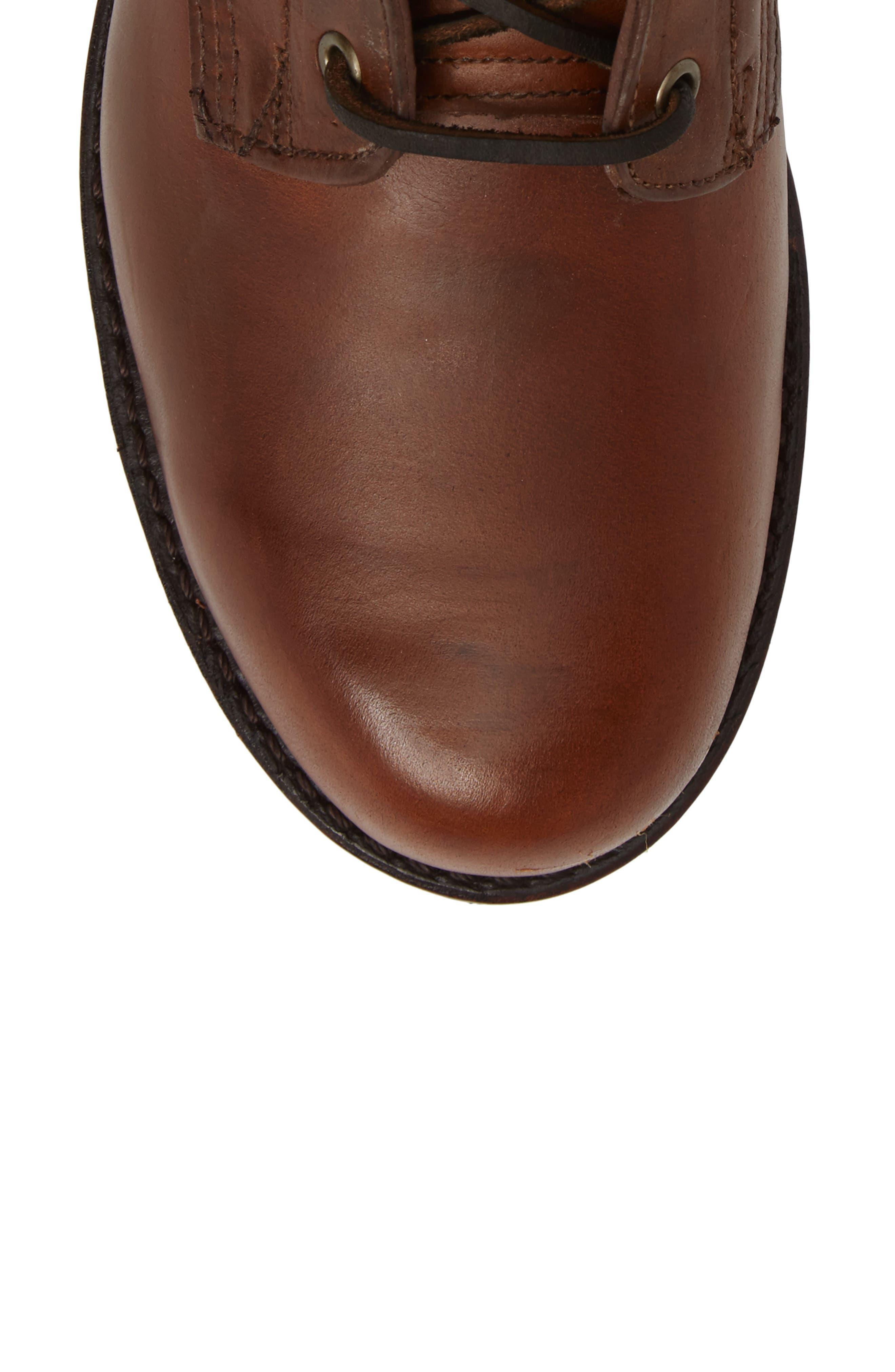 John Addison Plain Toe Boot,                             Alternate thumbnail 5, color,                             218