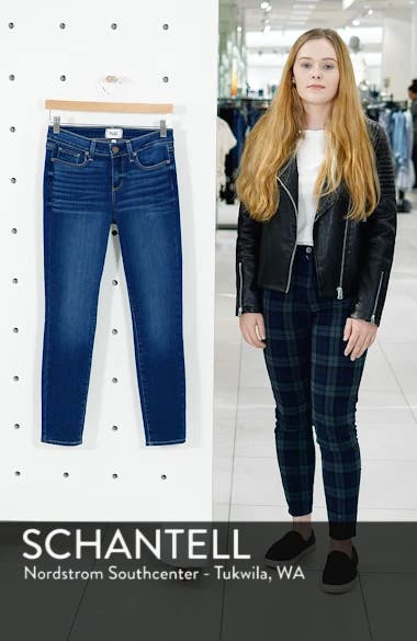 Verdugo Ankle Skinny Jeans, sales video thumbnail