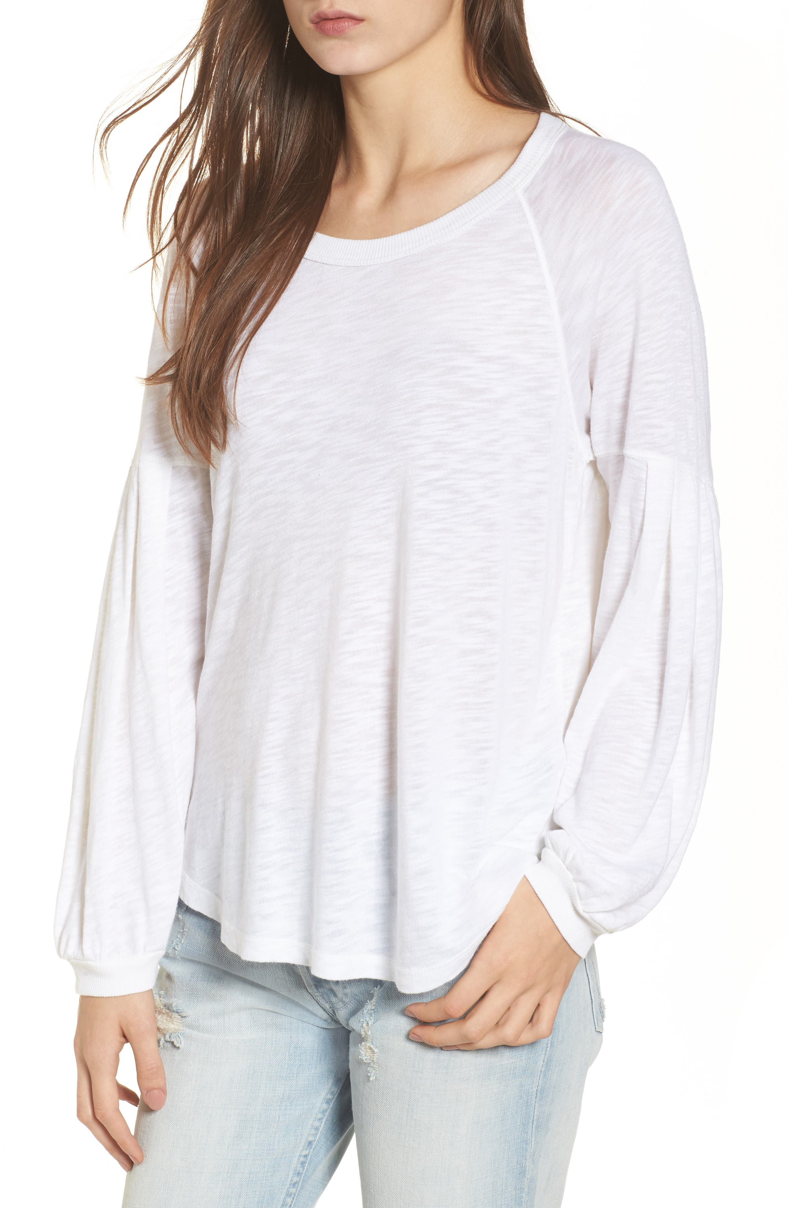 Blousy Tee,                         Main,                         color, 903