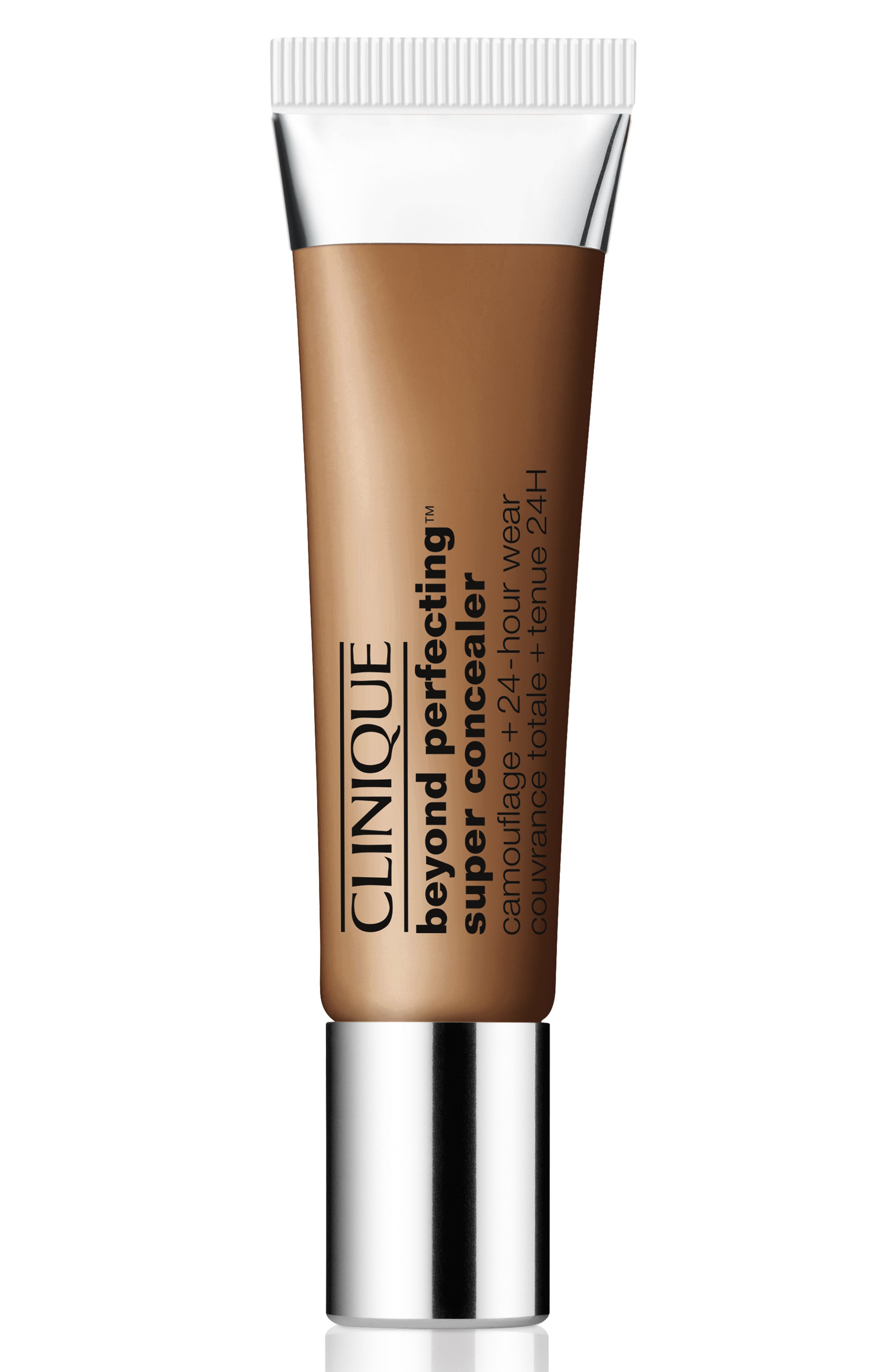 Beyond Perfecting Super Concealer Camouflage + 24-Hour Wear,                             Main thumbnail 1, color,                             DEEP 28