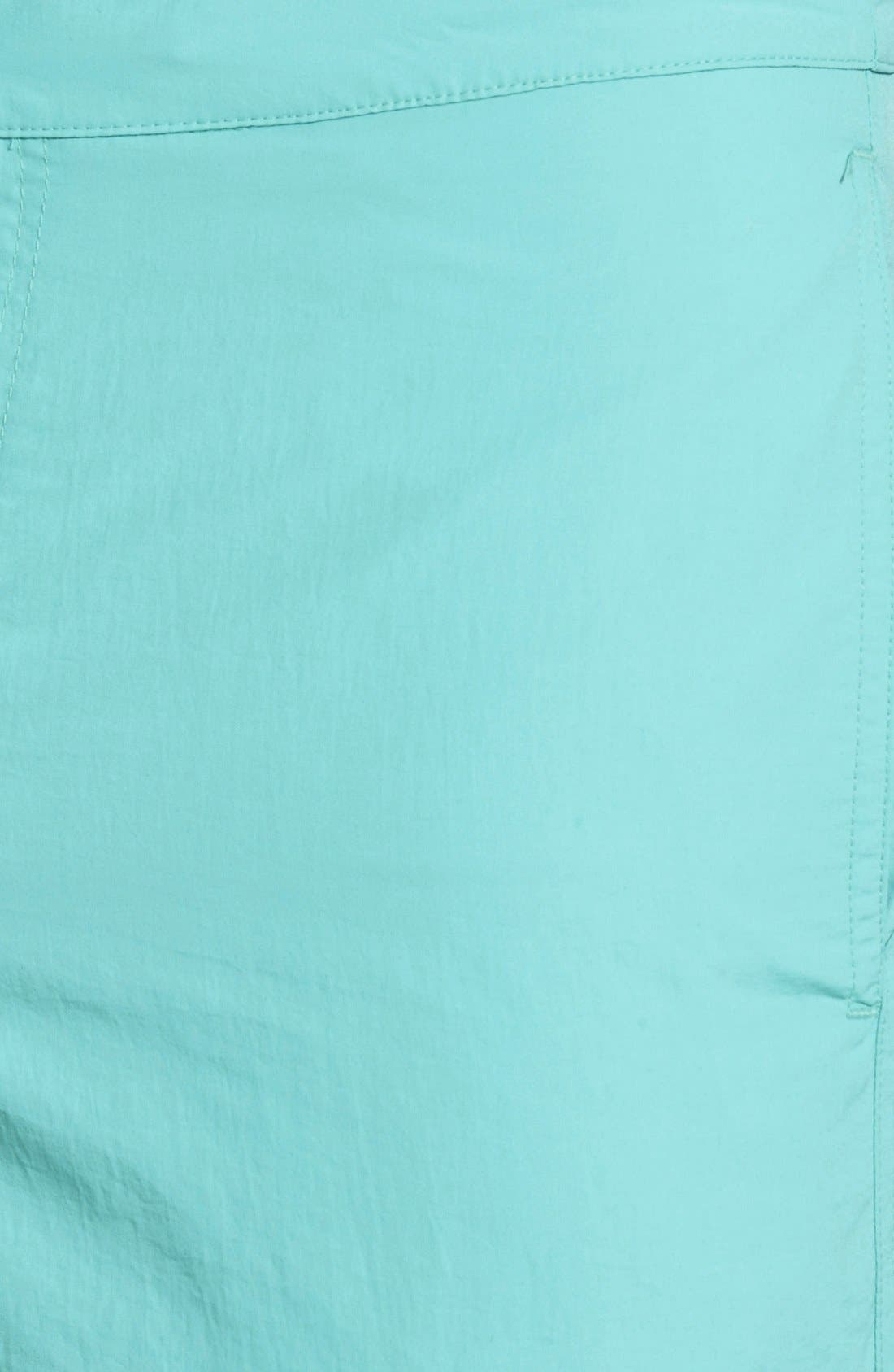 'Aruba - Island' Tailored Fit 8.5 Inch Board Shorts,                             Alternate thumbnail 8, color,