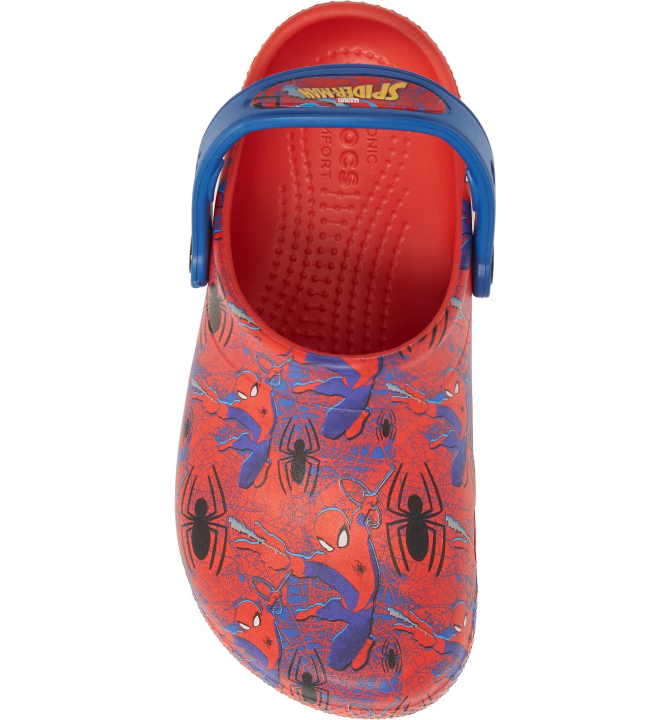 cbe5141fc CROCS™ Fun Lab Spiderman Clog (Baby